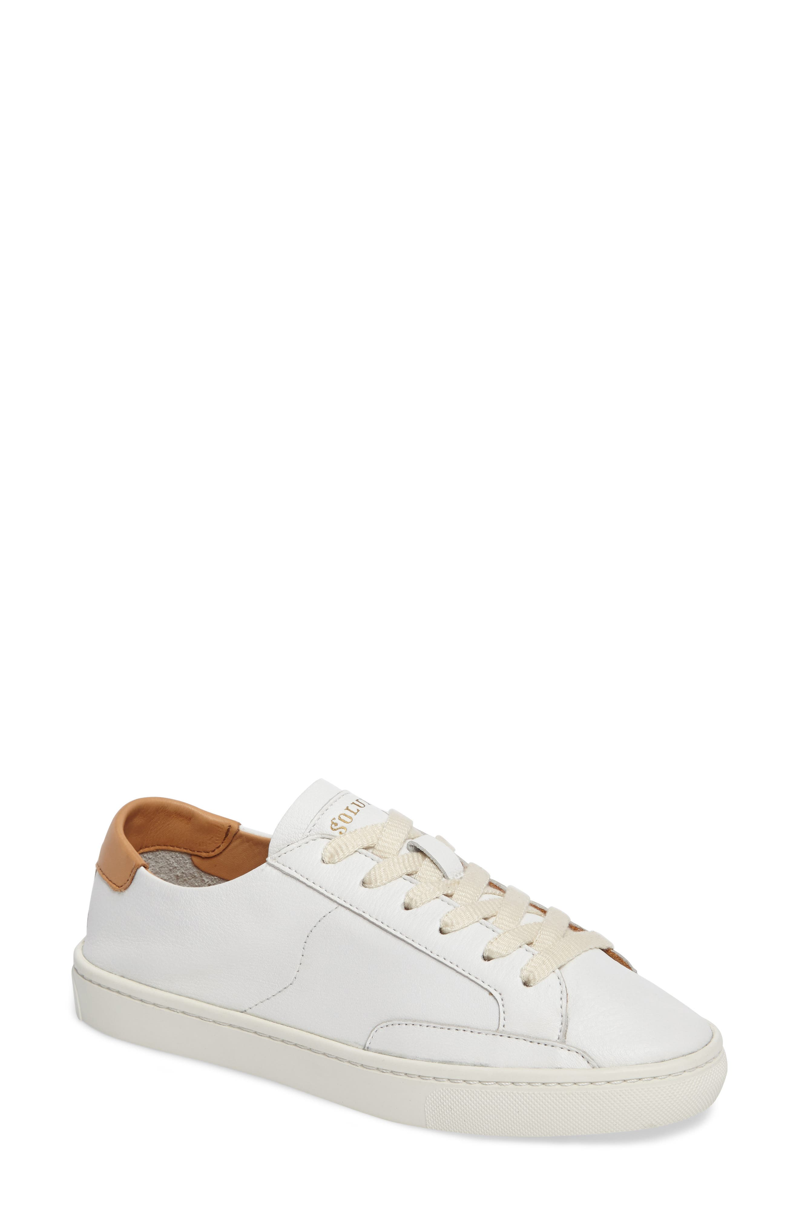 Ibiza Sneaker,                             Main thumbnail 1, color,                             White