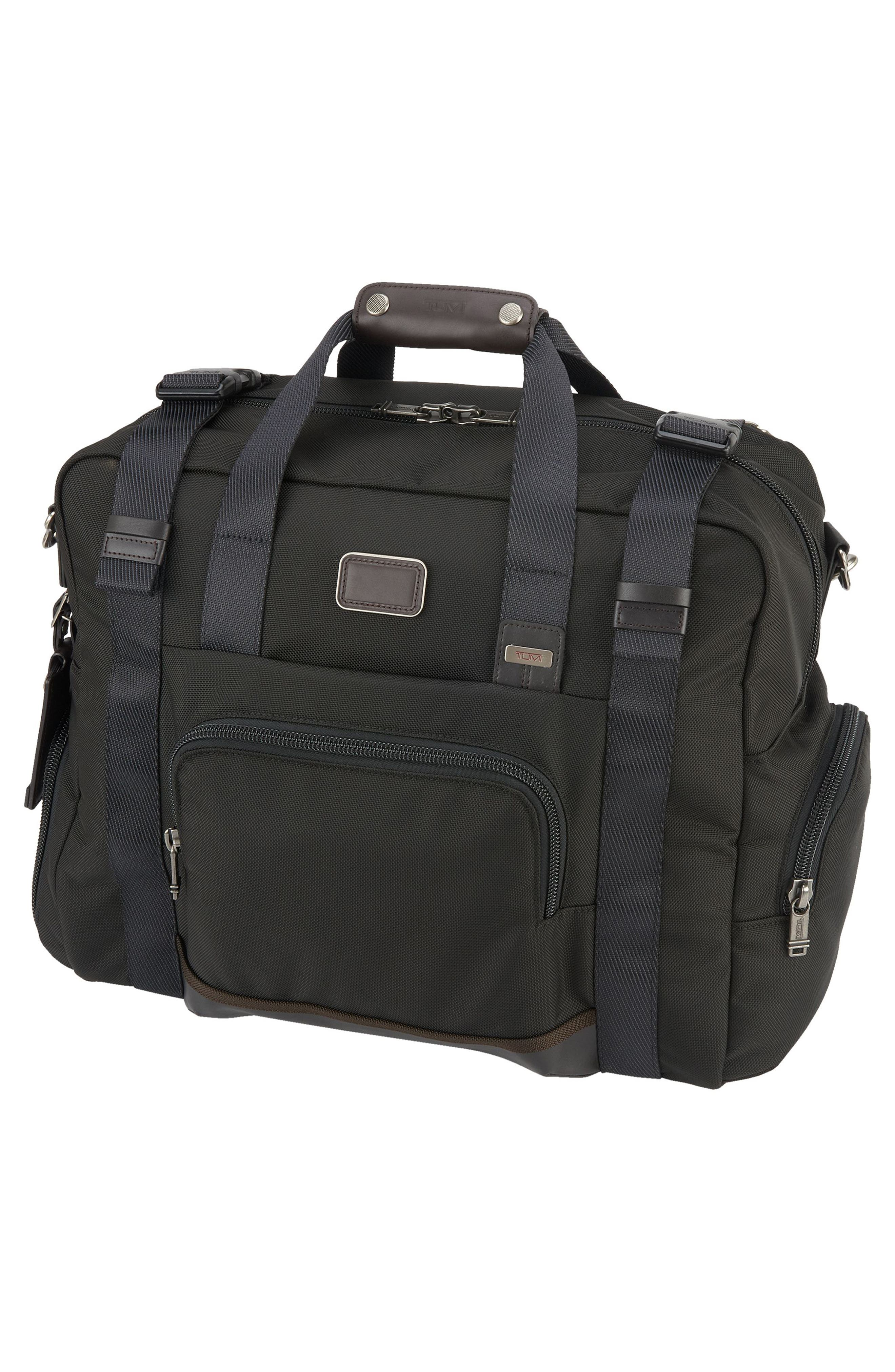 Alpha Bravo Buckner Duffel Bag,                             Alternate thumbnail 7, color,                             Hickory