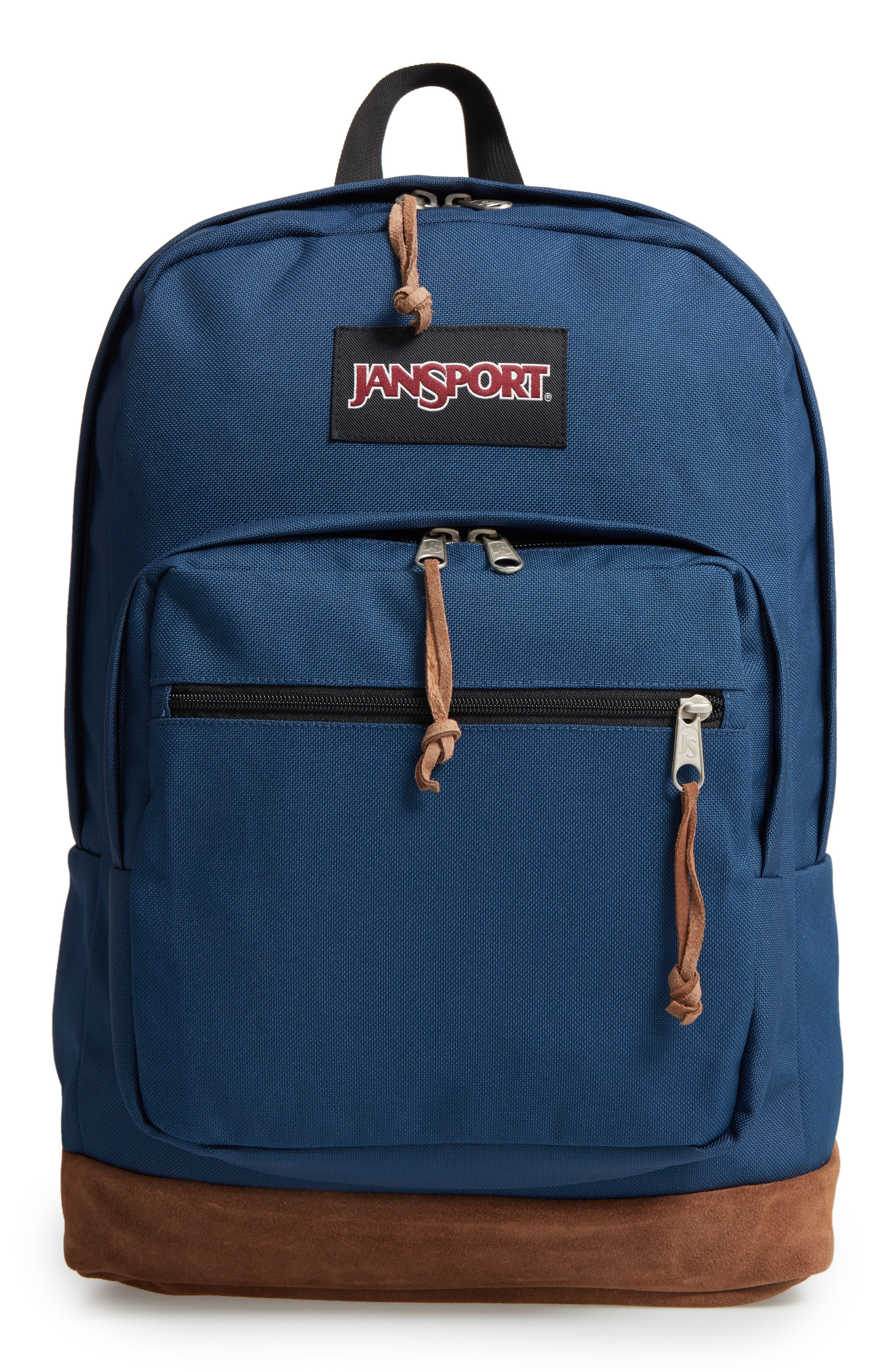 'Right Pack' Backpack,                             Main thumbnail 1, color,                             Navy