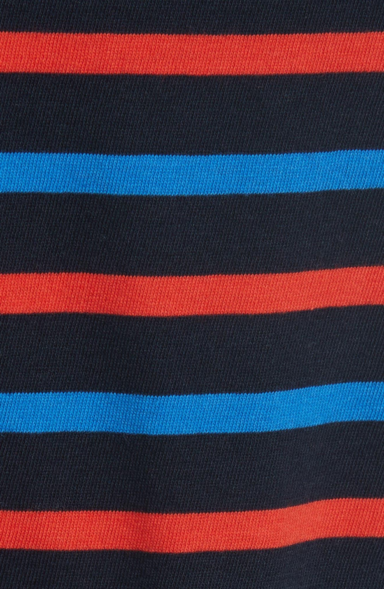 Alternate Image 5  - Kule The Modern Stripe Cotton Tee
