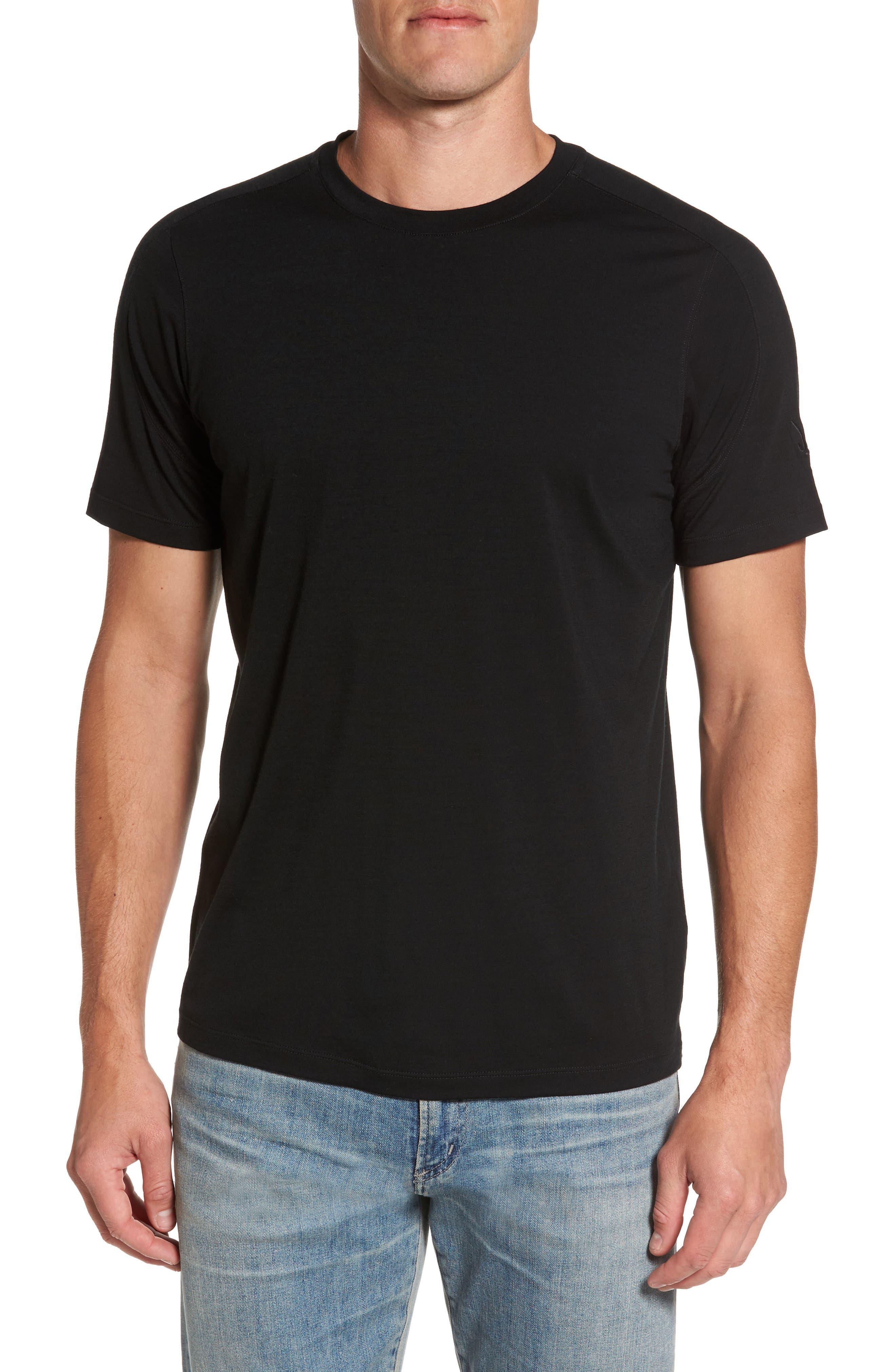 Odyssey T-Shirt,                         Main,                         color, Black