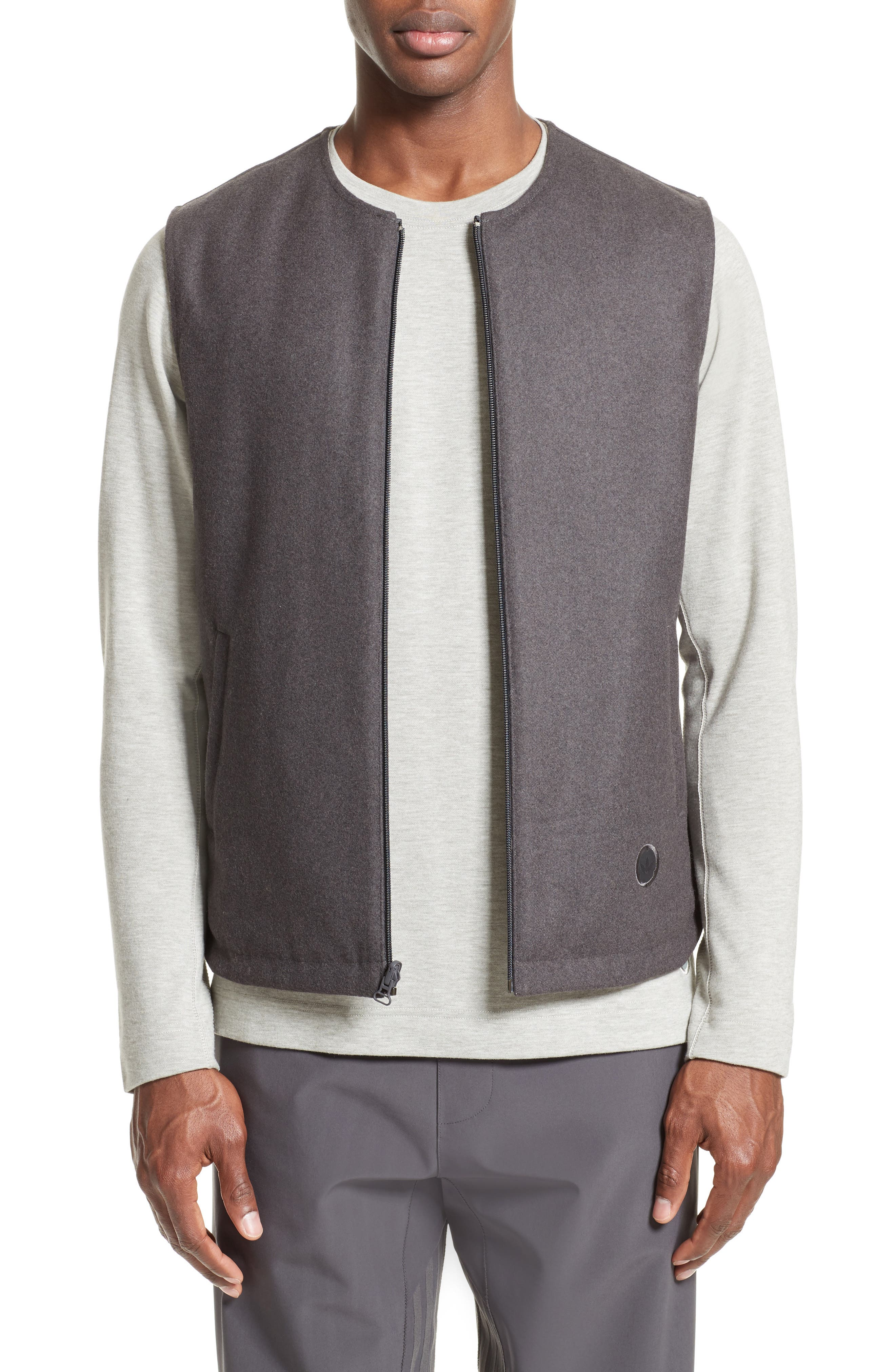 Alternate Image 1 Selected - wings + horns x adidas Reversible Vest