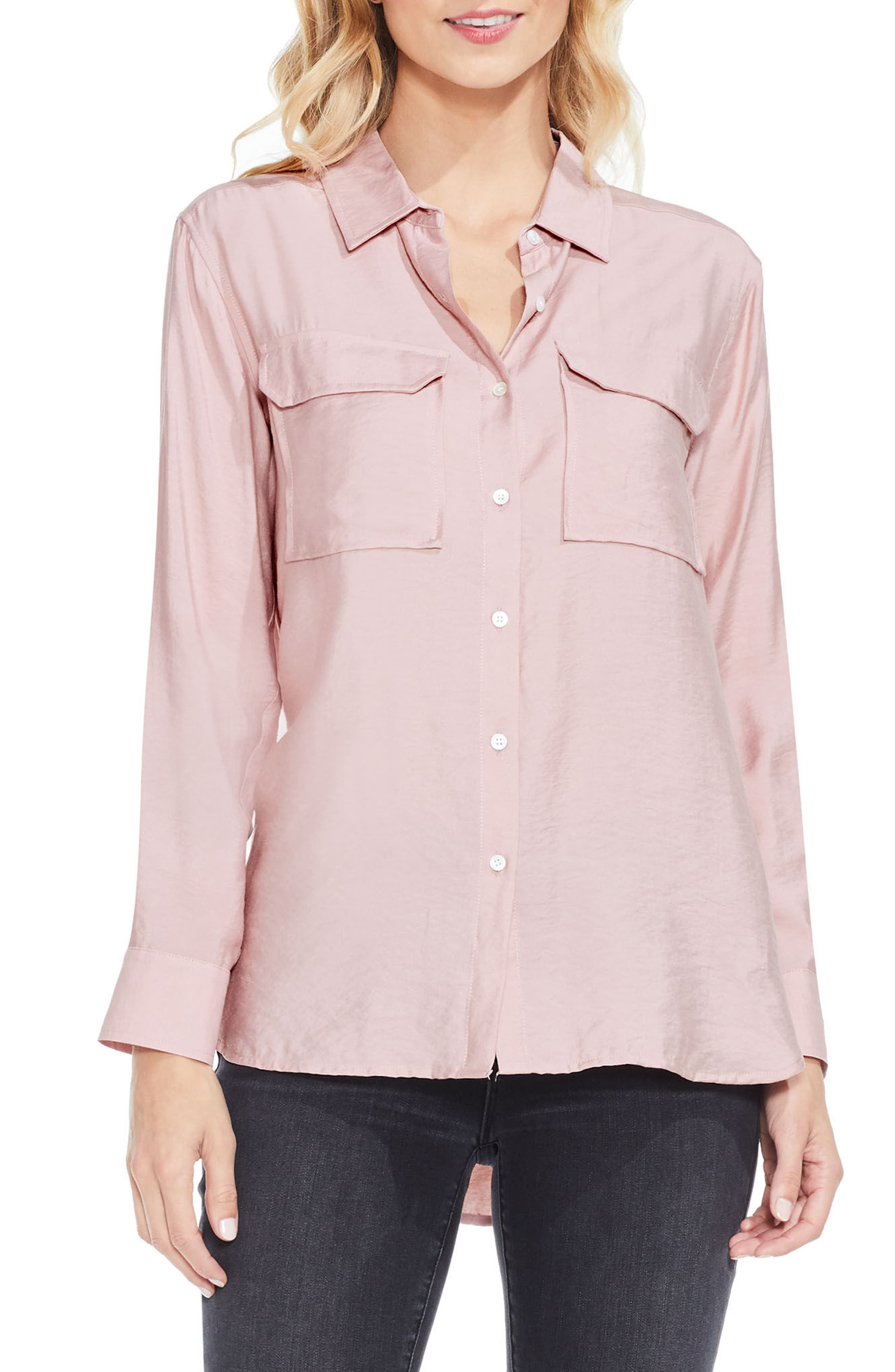 Two by Vince Camuto Utility Shirt