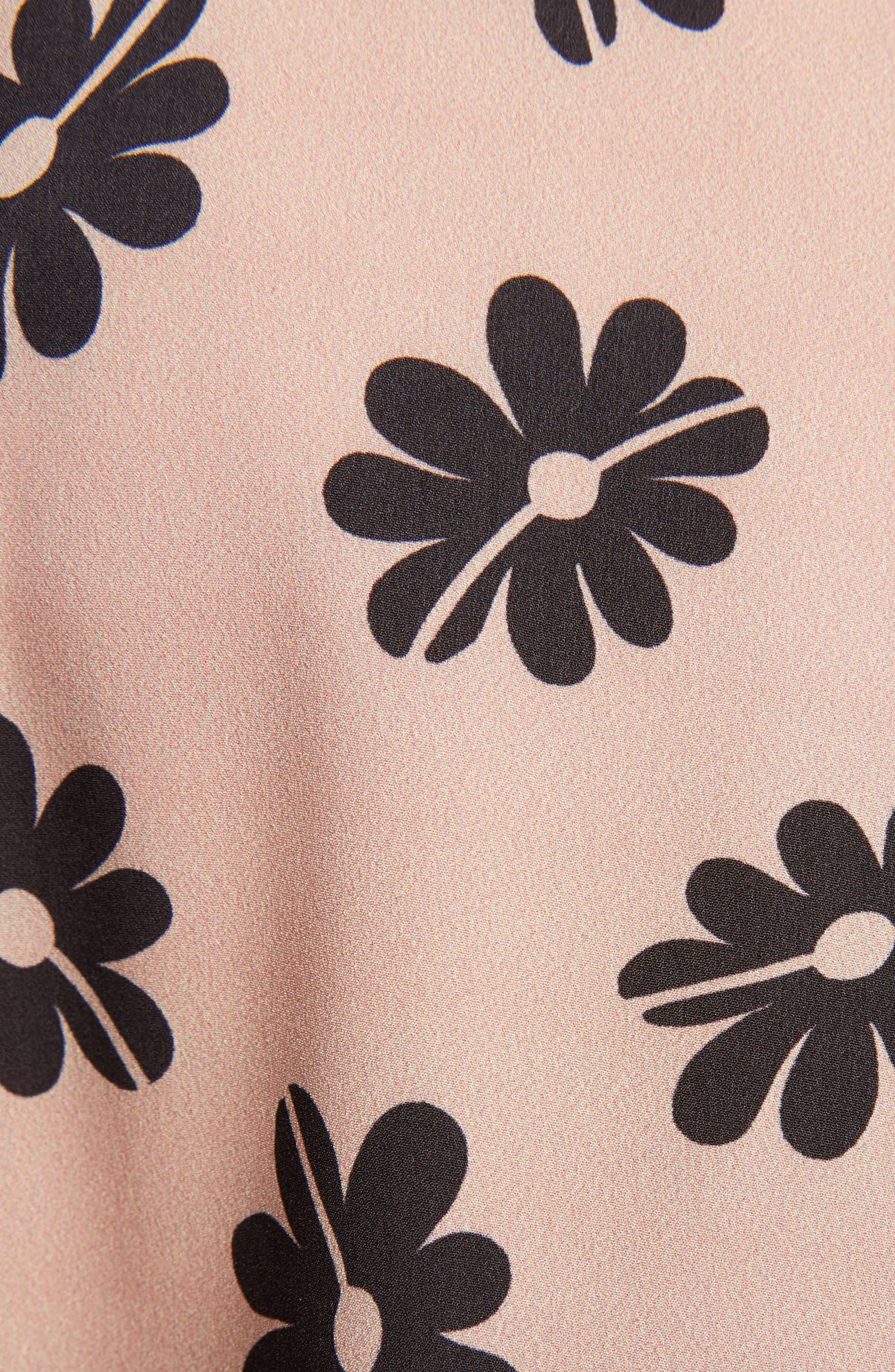 Alternate Image 5  - Simone Rocha Beaded Pleat Front Shirtdress