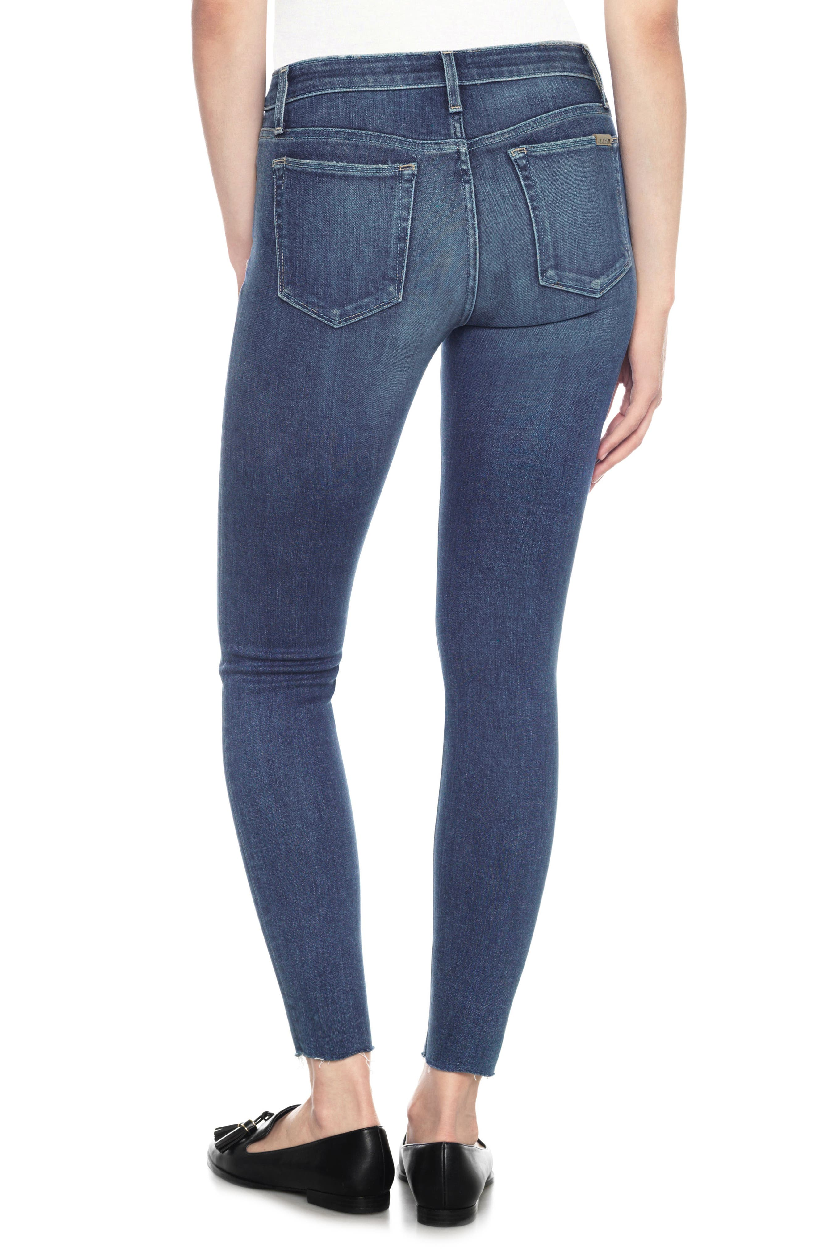 Alternate Image 2  - Joe's Icon Ankle Skinny Jeans (Cantrell)
