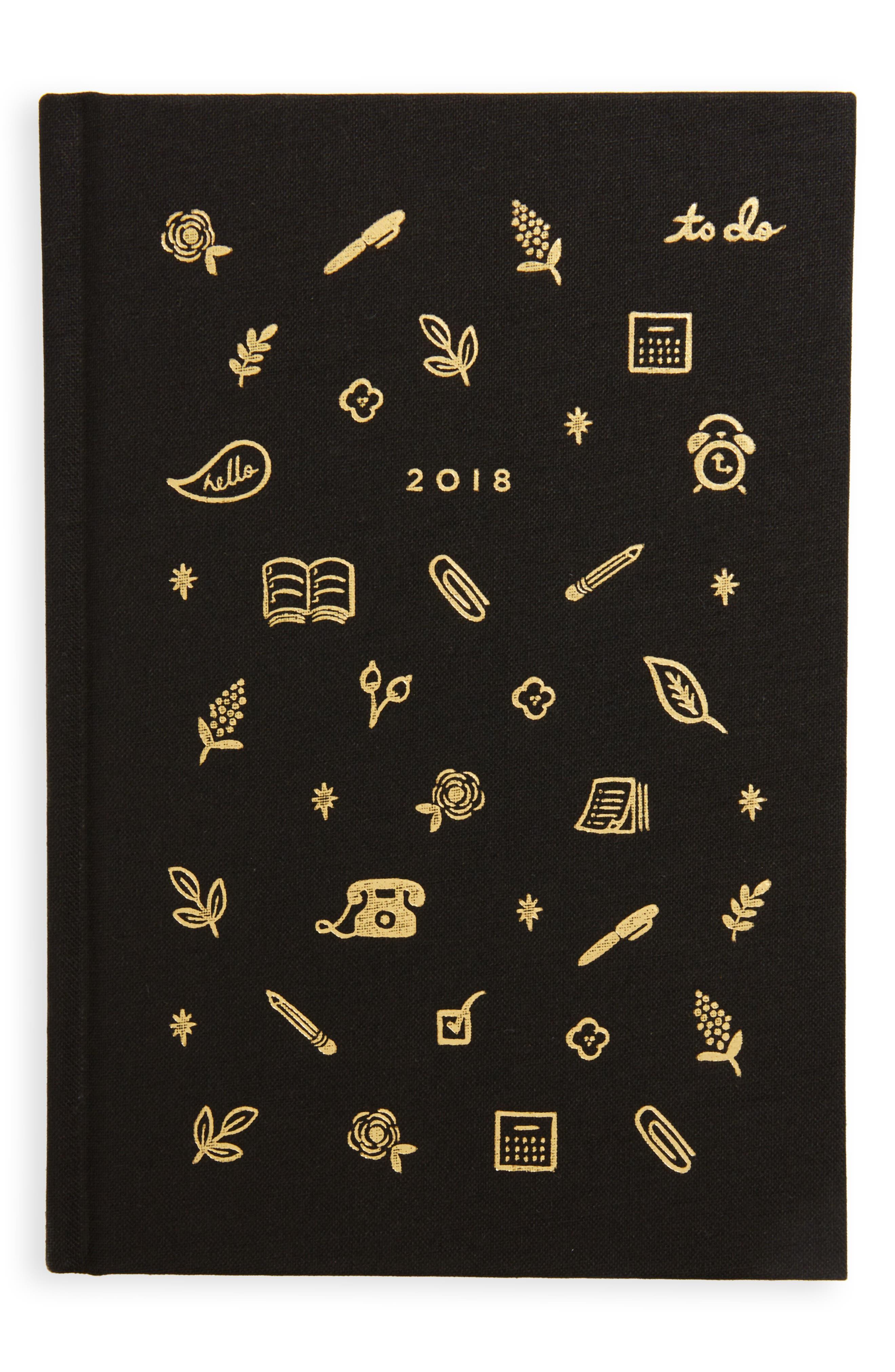 Icon 2018 Agenda,                         Main,                         color, White