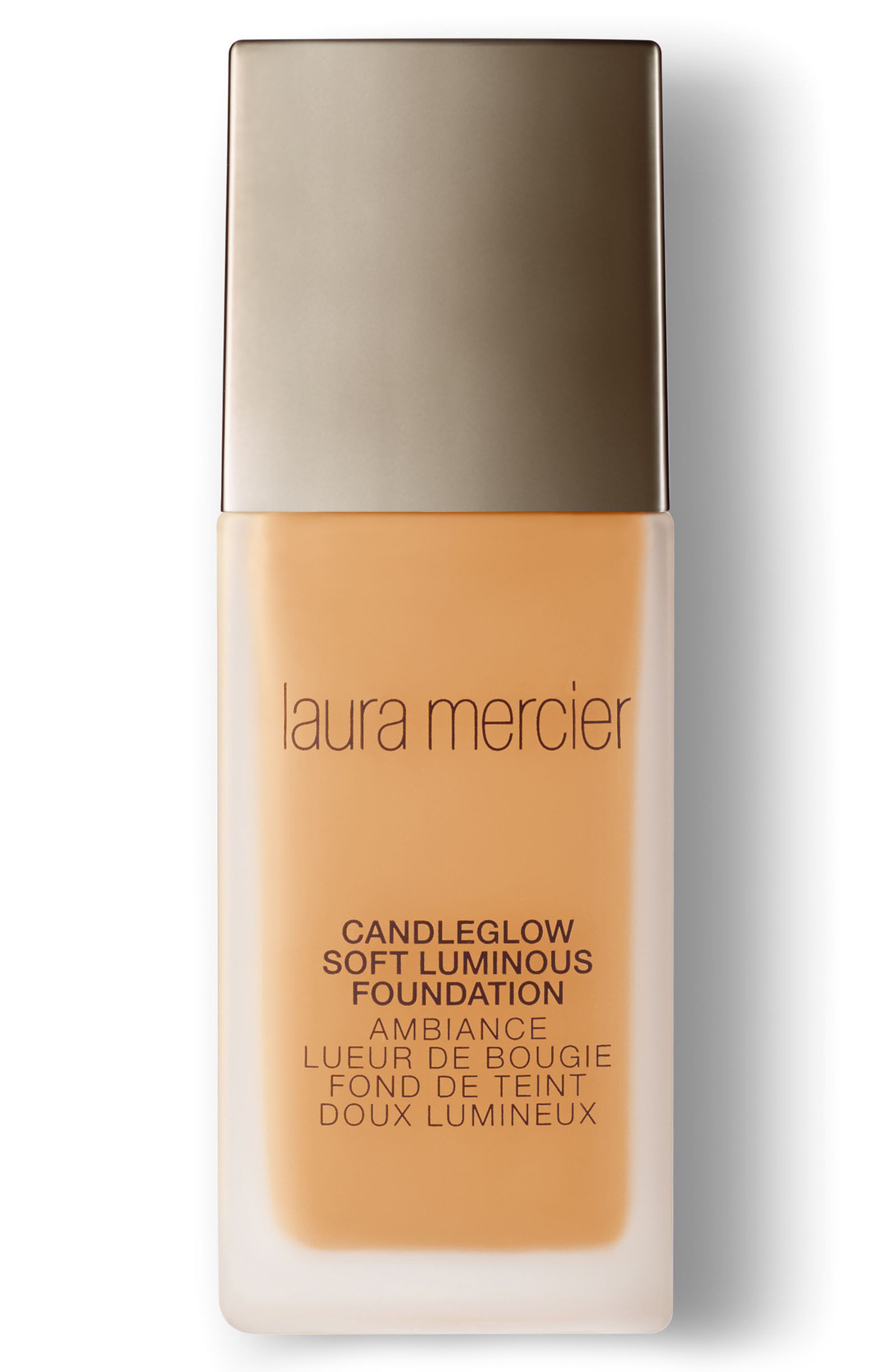 Candleglow Soft Luminous Foundation,                             Main thumbnail 1, color,                             2W2 Butterscotch