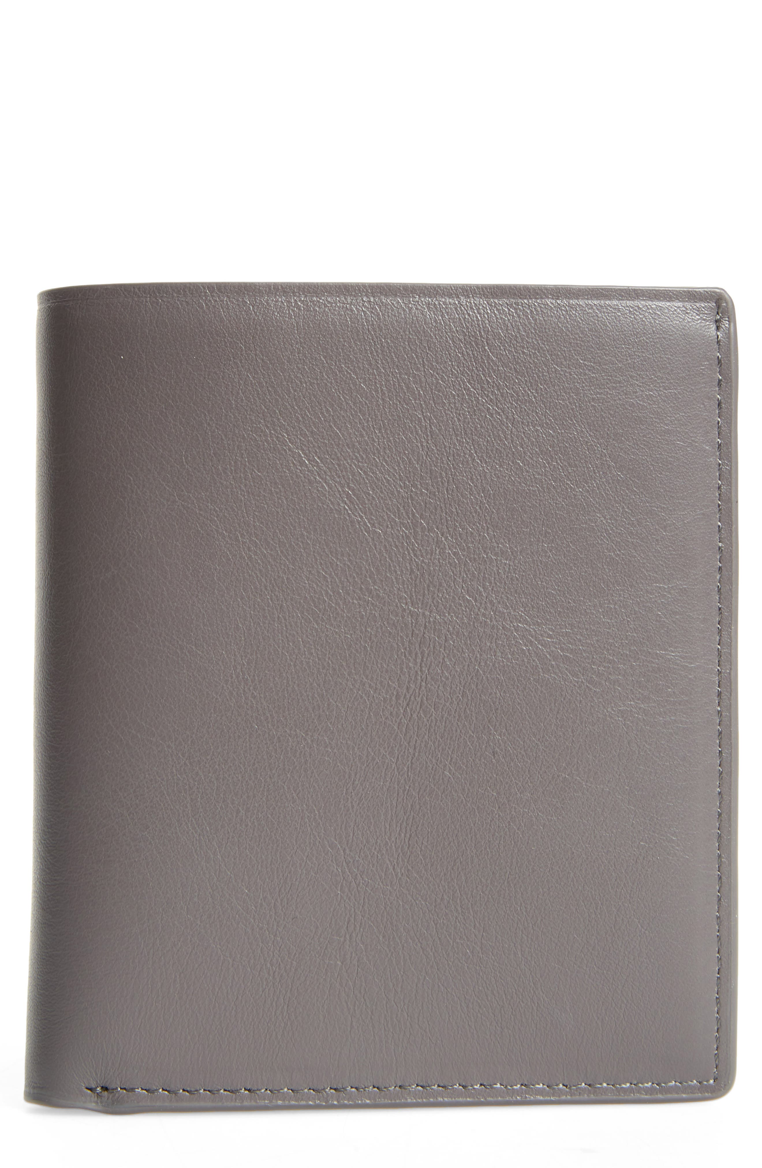 WANT LES ESSENTIELS Bradley Bifold Leather Wallet