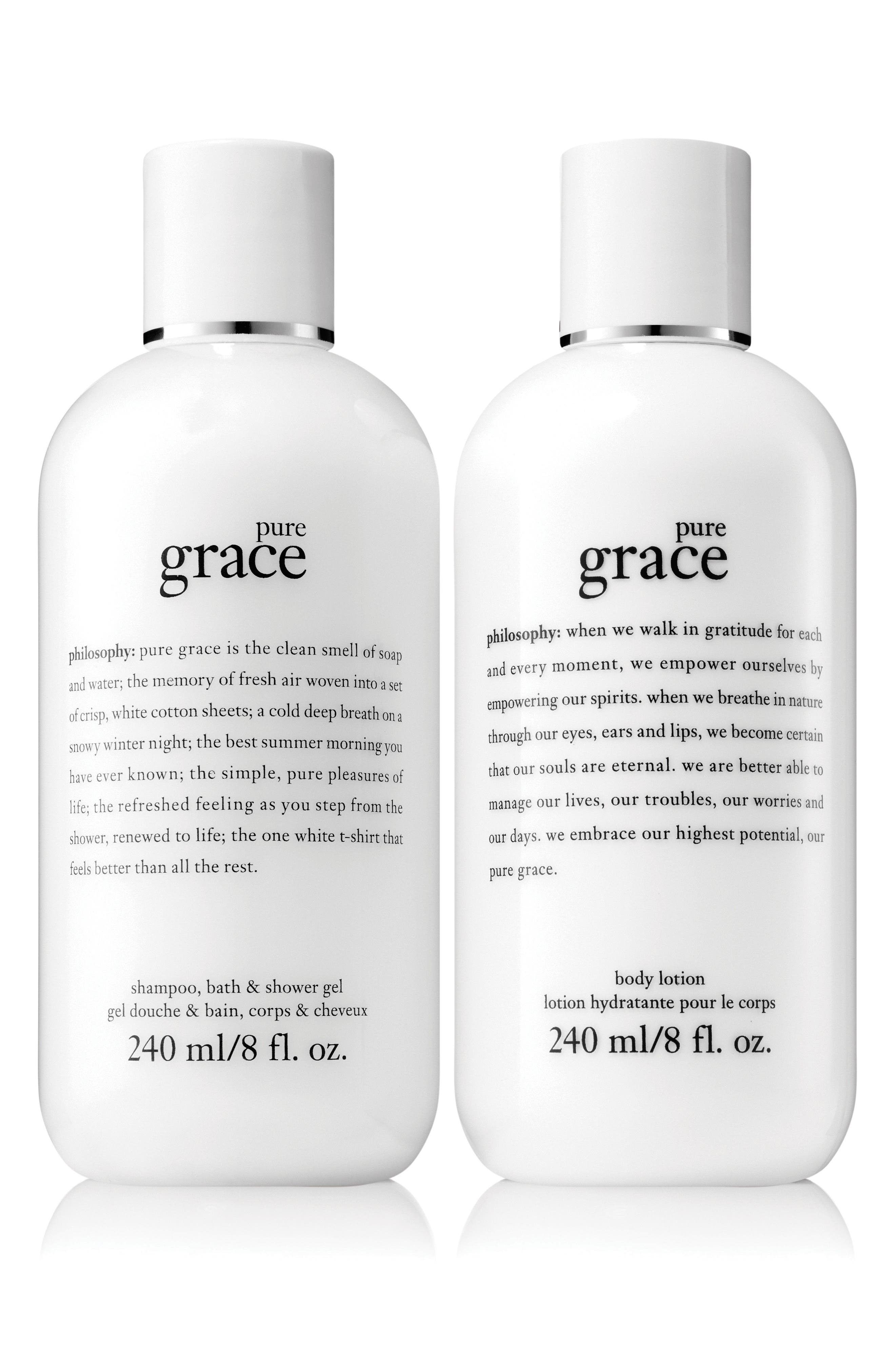 philosophy pure grace summer surf hair and body refresher limited philosophy pure grace summer surf hair and body refresher limited edition nordstrom