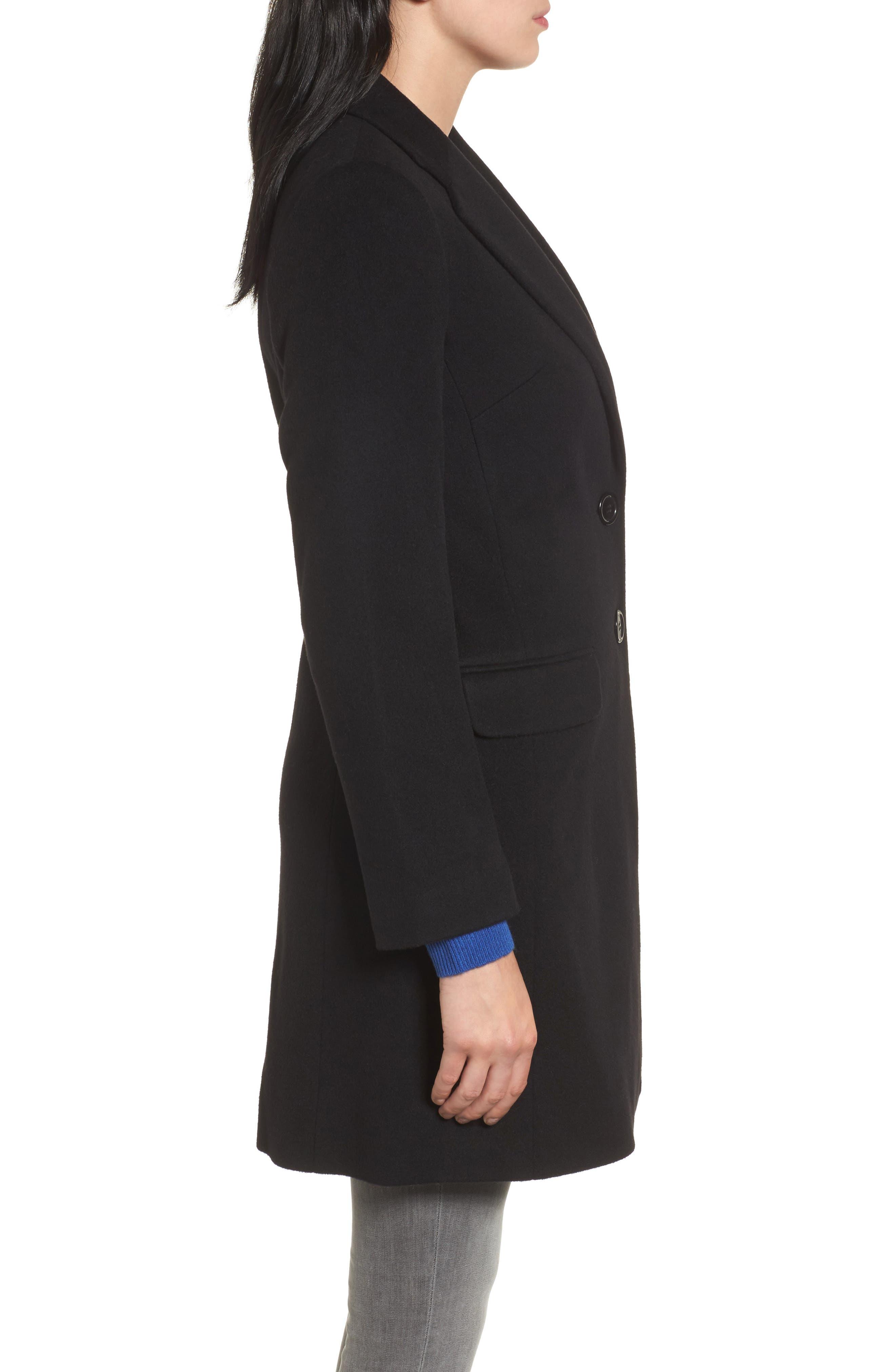 Alternate Image 3  - Charles Gray London Wool Blend College Coat
