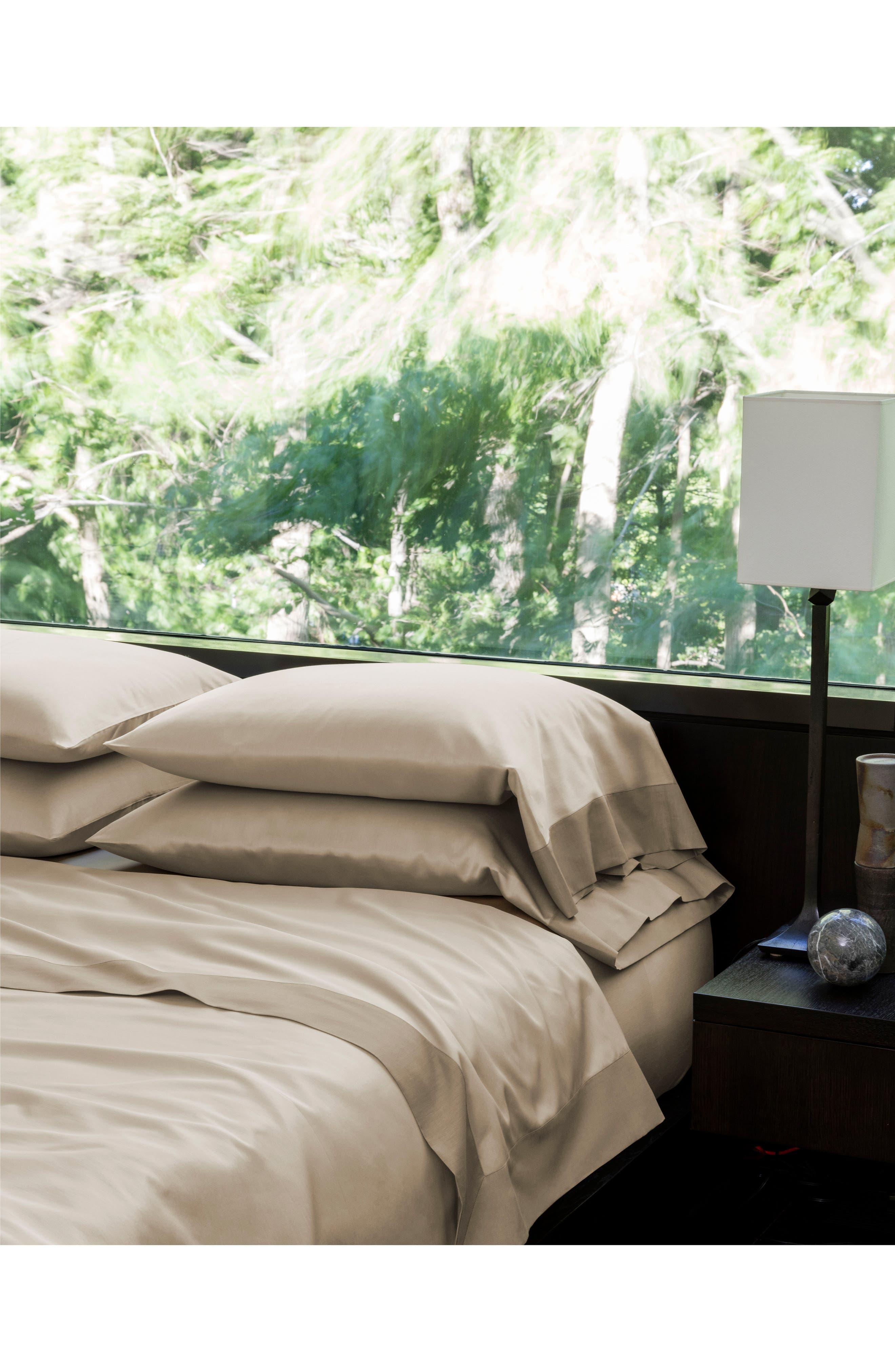 Alternate Image 3  - SFERRA Larro Pillowcase