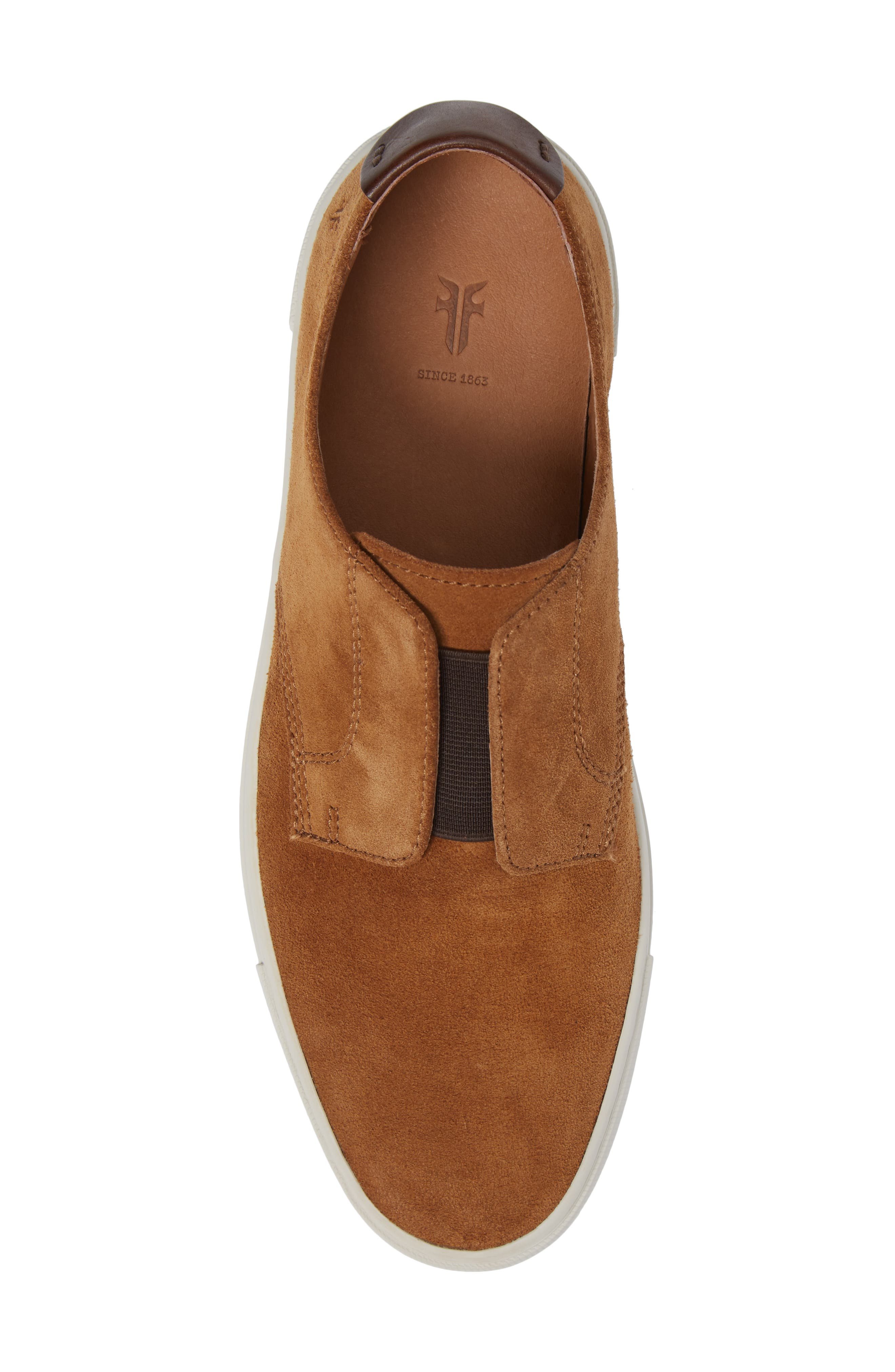 Gabe Slip-On,                             Alternate thumbnail 4, color,                             Copper