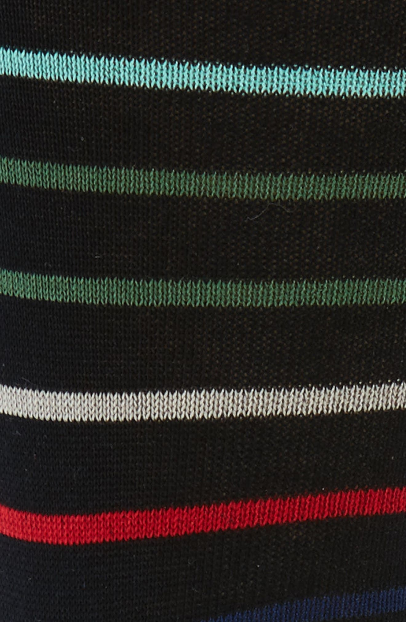 Alternate Image 2  - Paul Smith Echo Stripe Socks