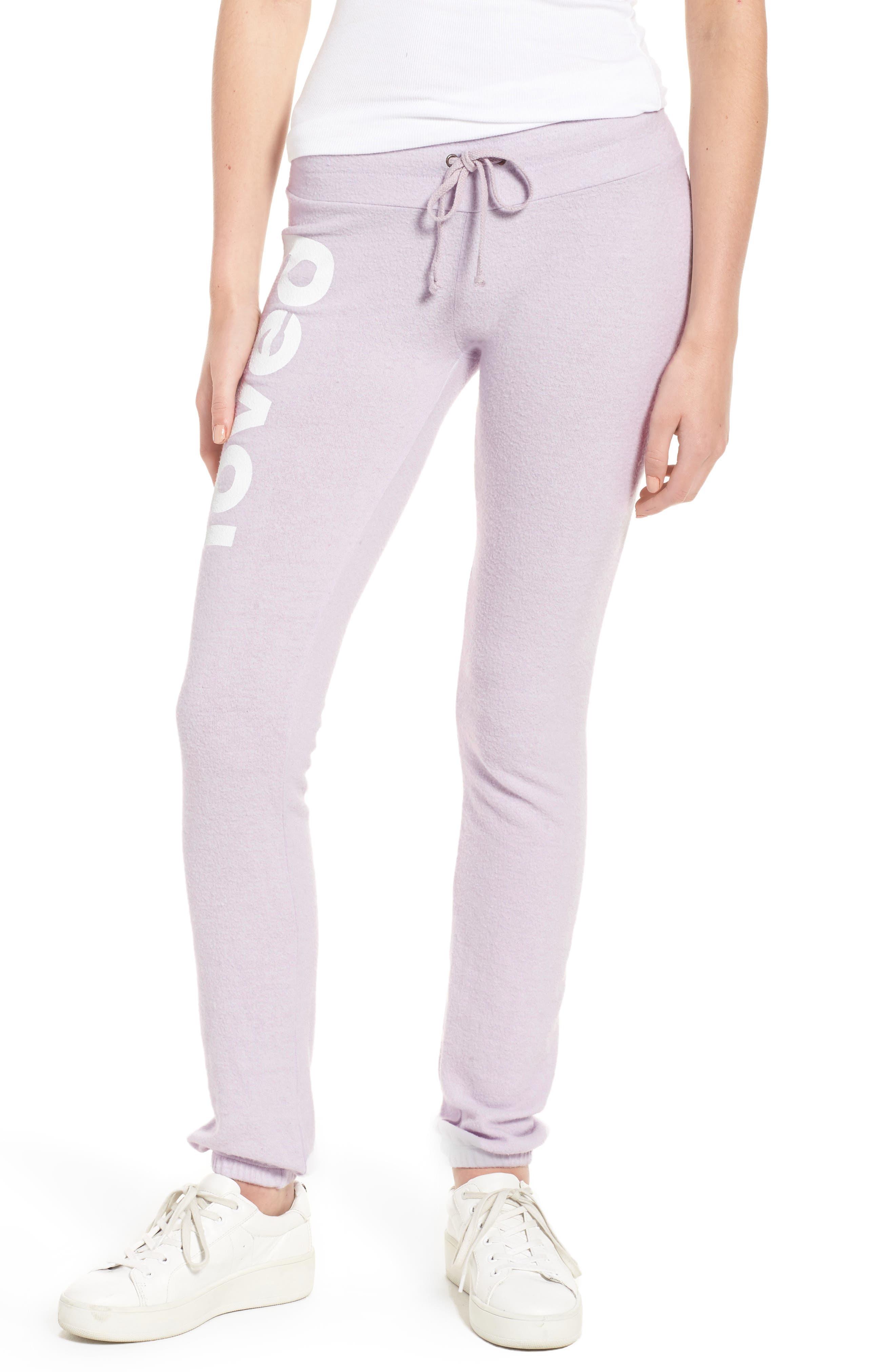 Loved Skinny Pants,                         Main,                         color, Purple