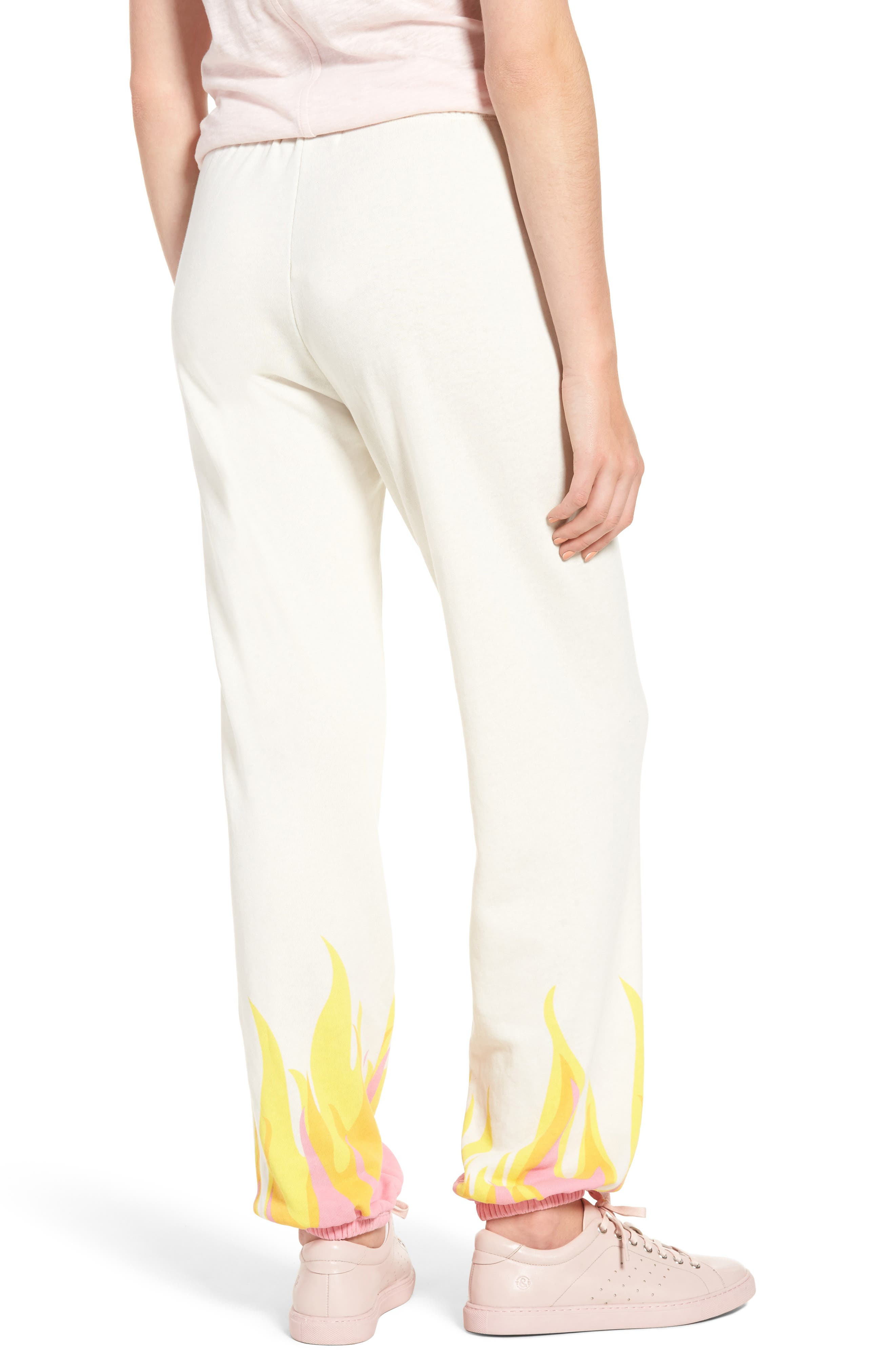 Alternate Image 3  - Wildfox Wildfire Easy Sweatpants