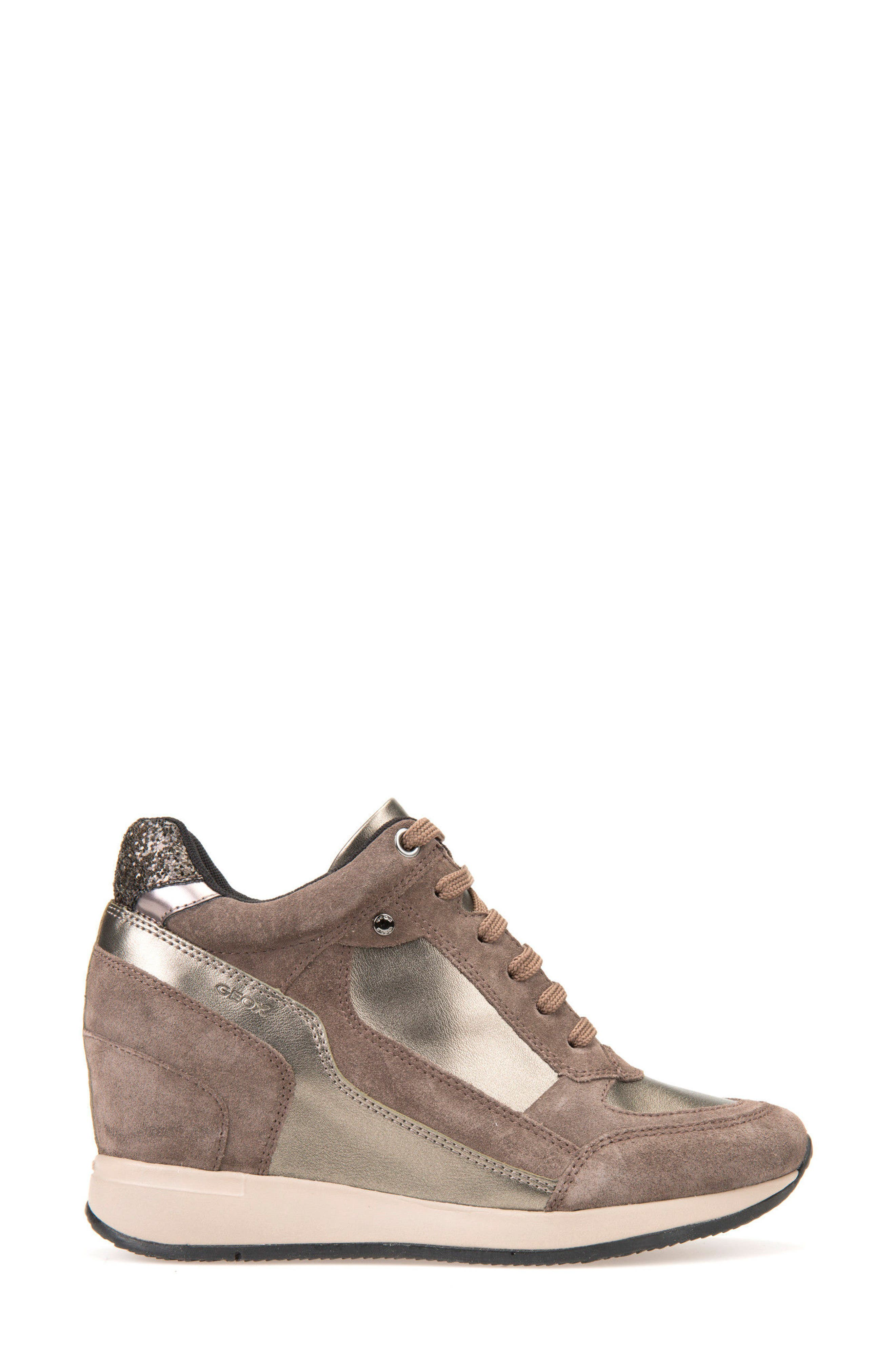 Alternate Image 3  - Geox Nydame Wedge Sneaker (Women)