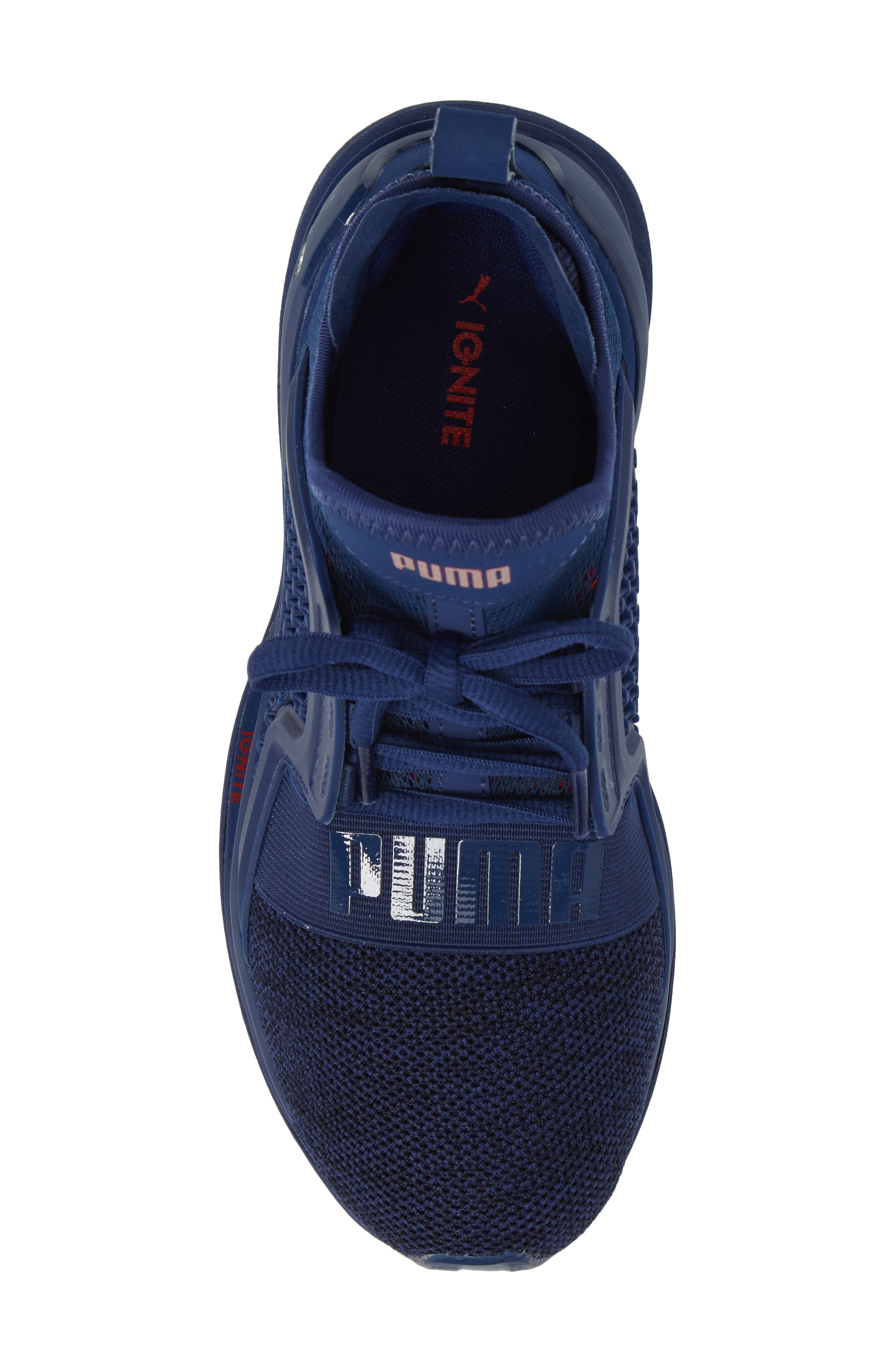 Ignite Limitless Sneaker,                             Alternate thumbnail 5, color,                             Blue
