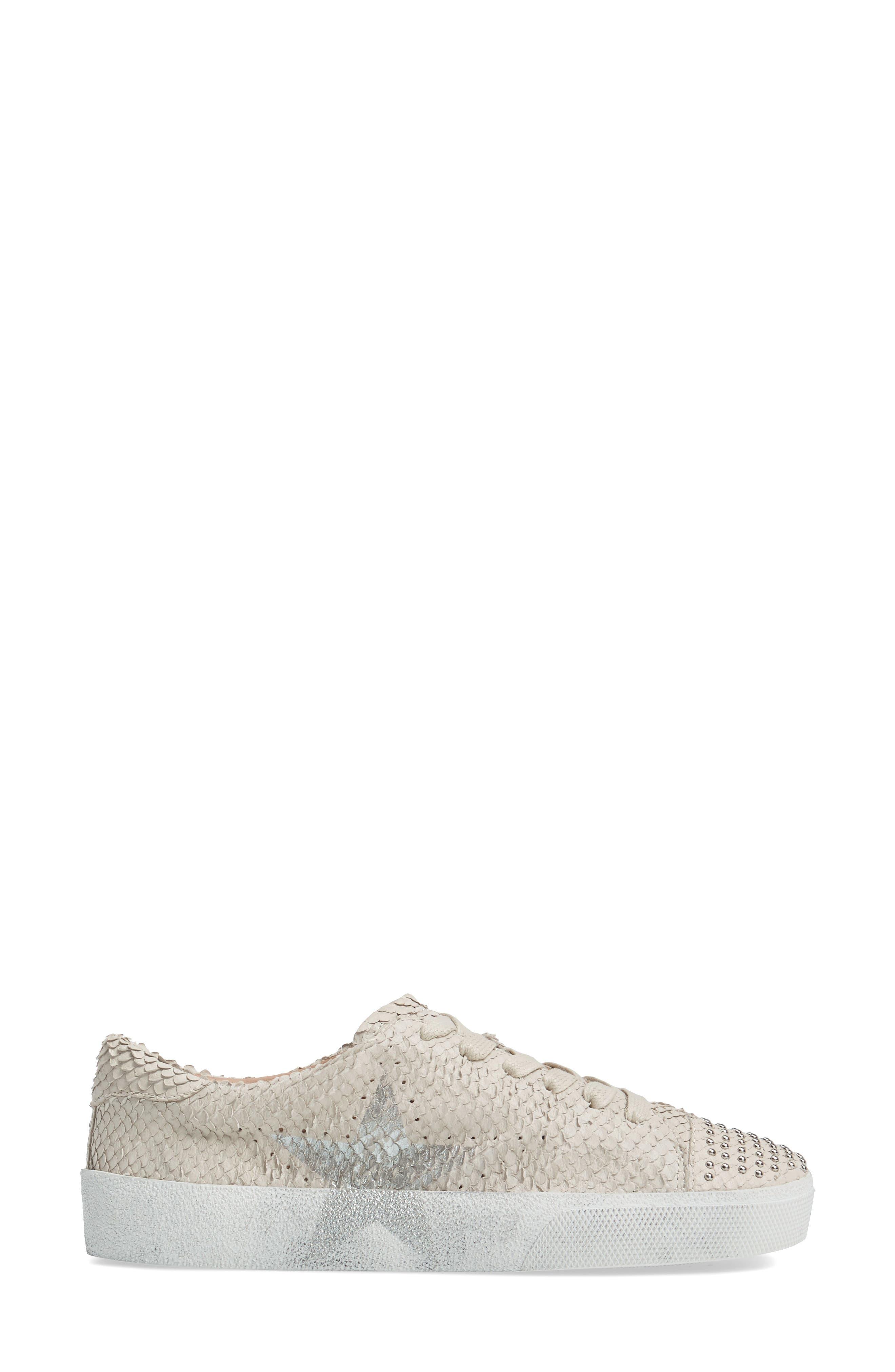 Alternate Image 3  - Mercer Edit Catcall Studded Sneaker (Women)