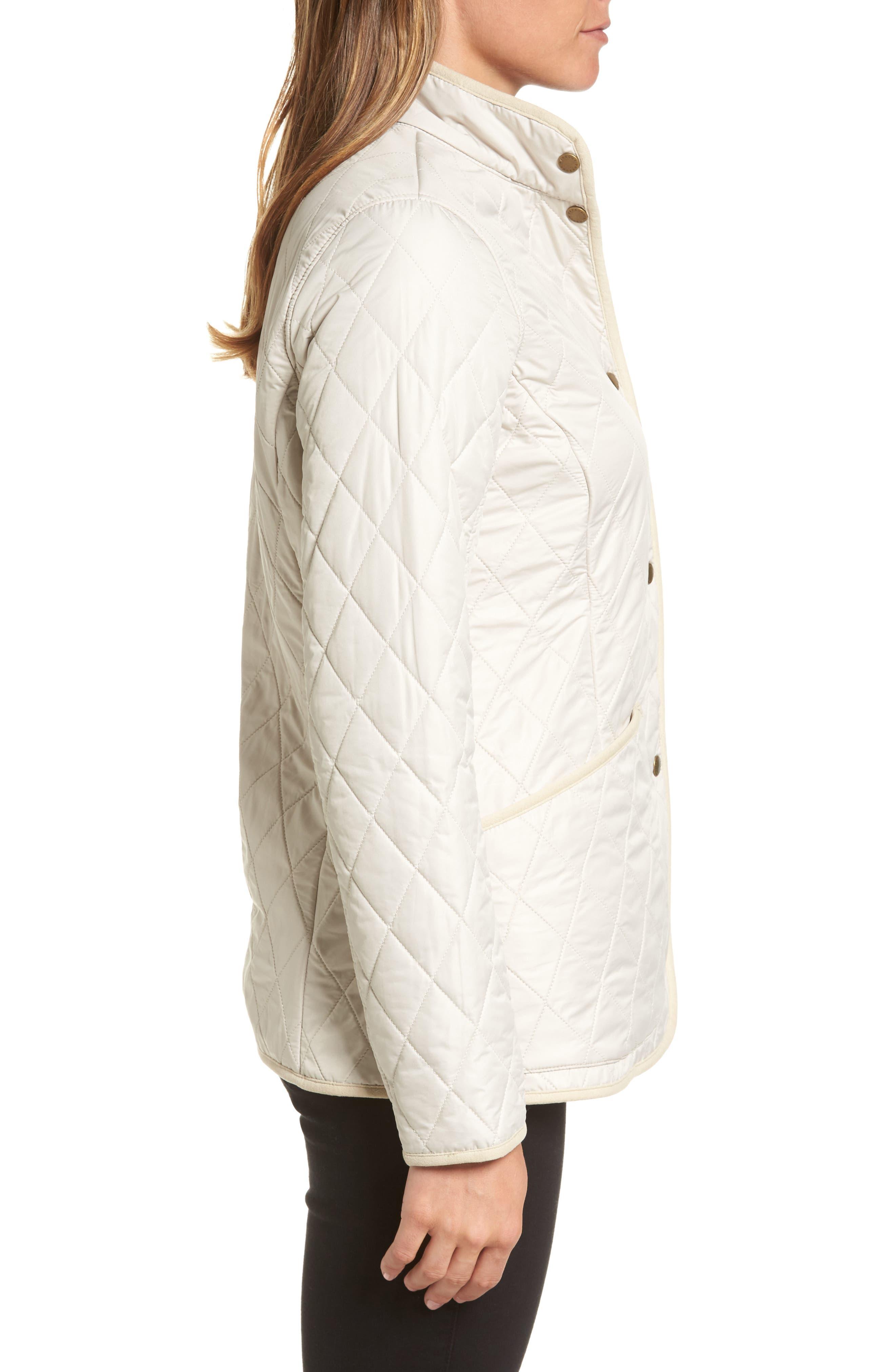 Alternate Image 3  - Barbour Combe Polarquilt Jacket