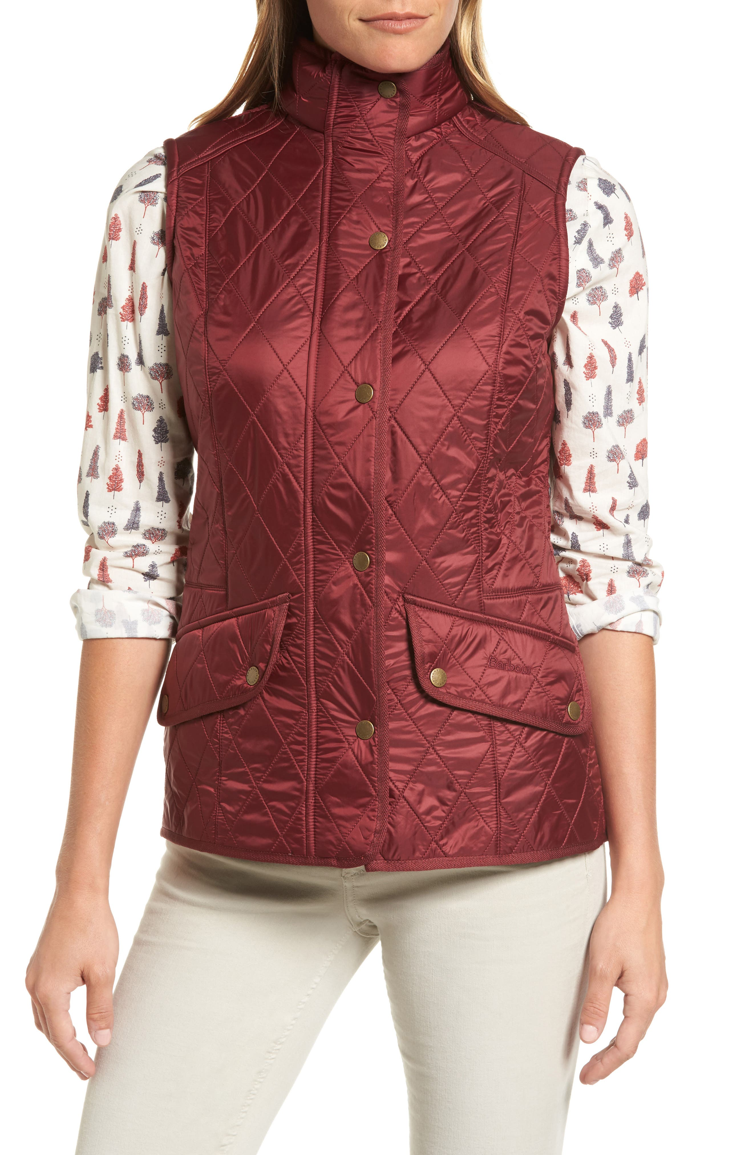 Alternate Image 4  - Barbour 'Cavalry' Quilted Vest