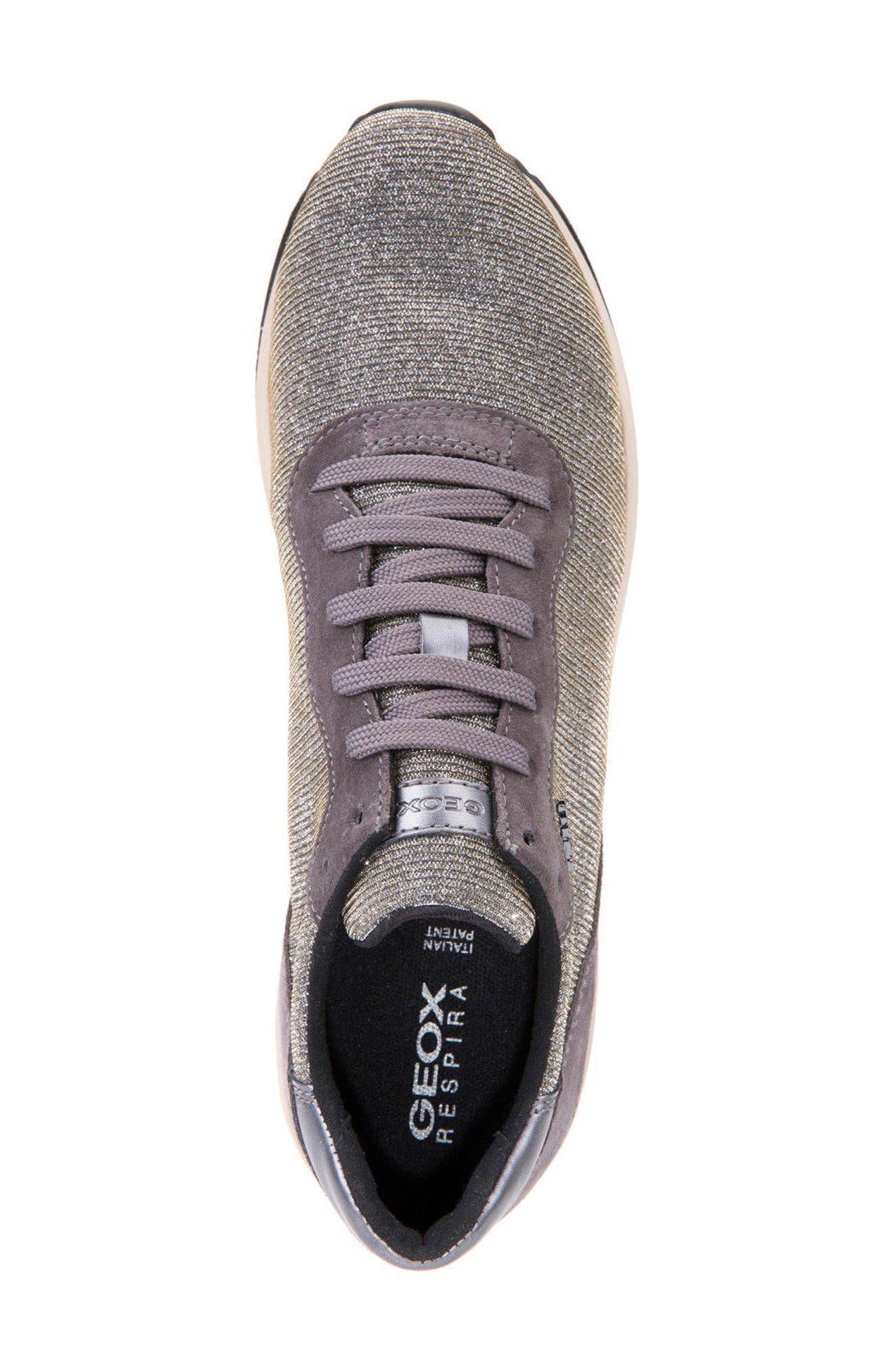 Alternate Image 6  - Geox Airell Sneaker (Women)