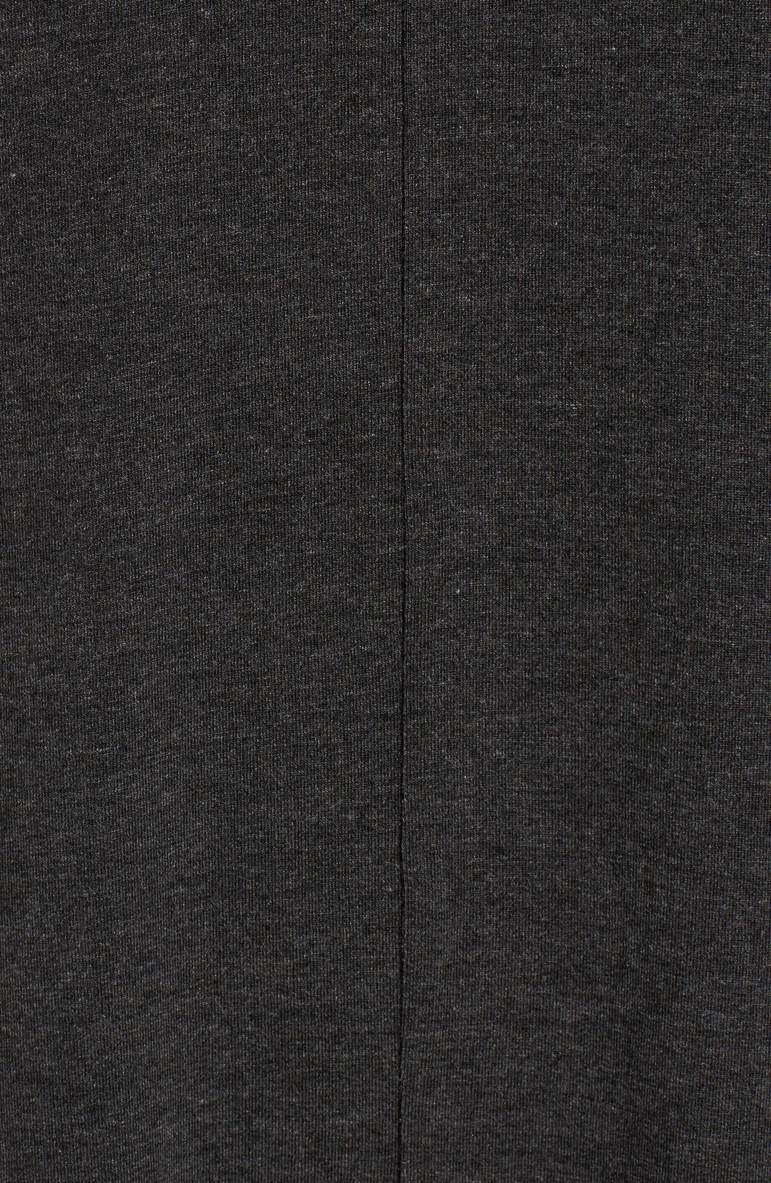 Alternate Image 5  - Eileen Fisher Stretch Tencel® Lyocell Midi Dress