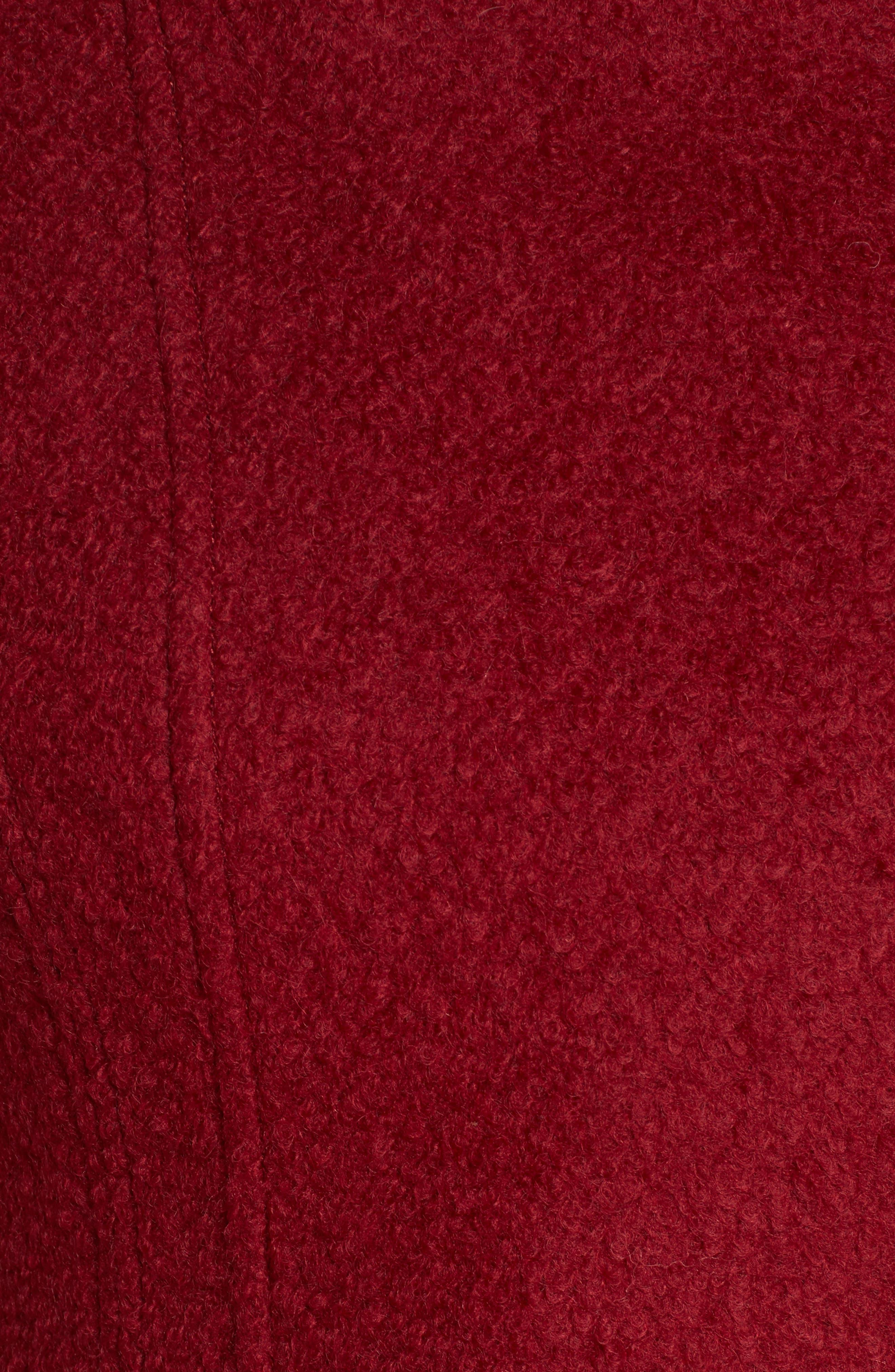 Alternate Image 5  - Guess Asymmetrical Coat