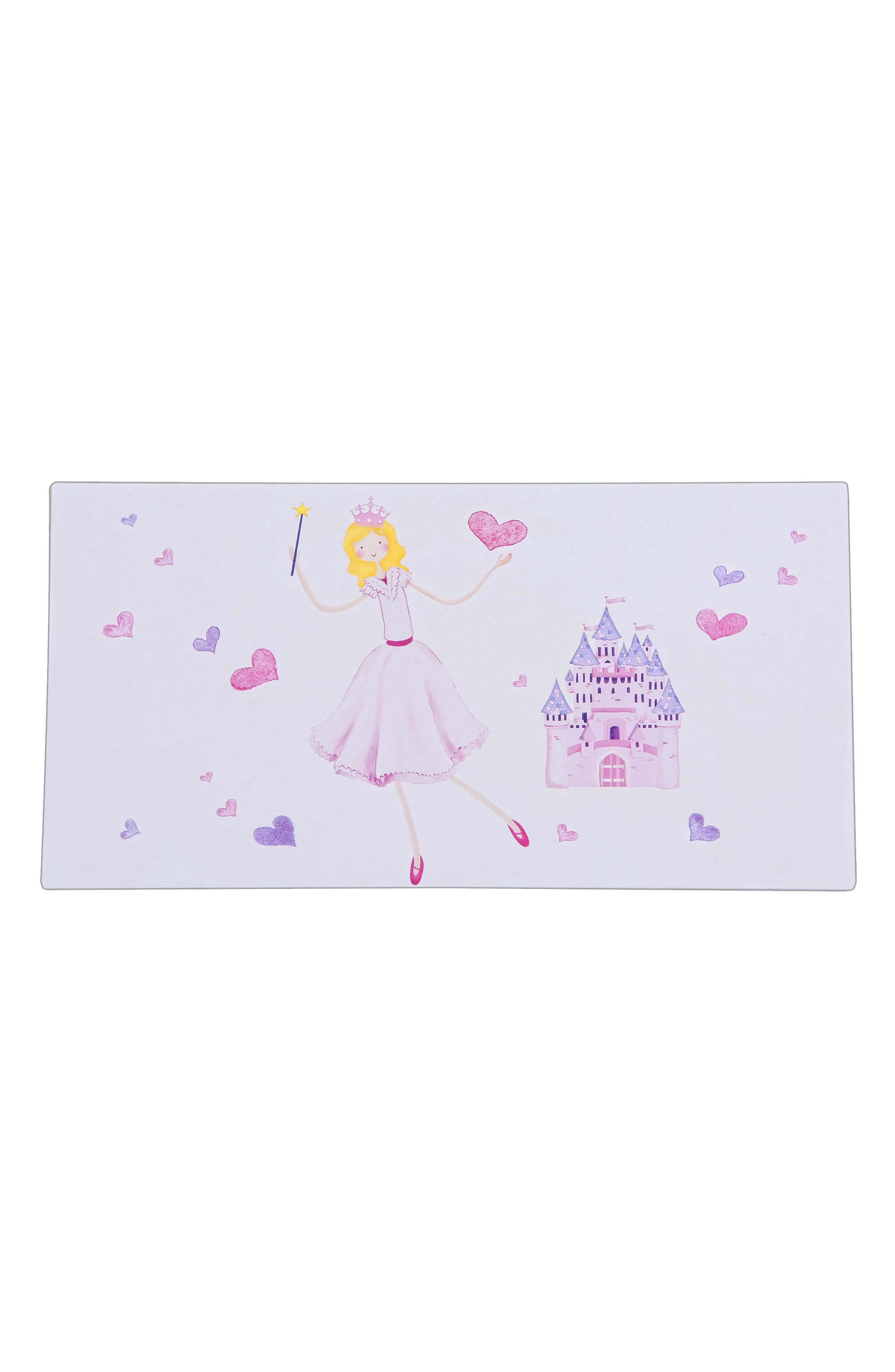 Alternate Image 5  - Mele & Co. Adalyn Musical Jewelry Box (Girls)