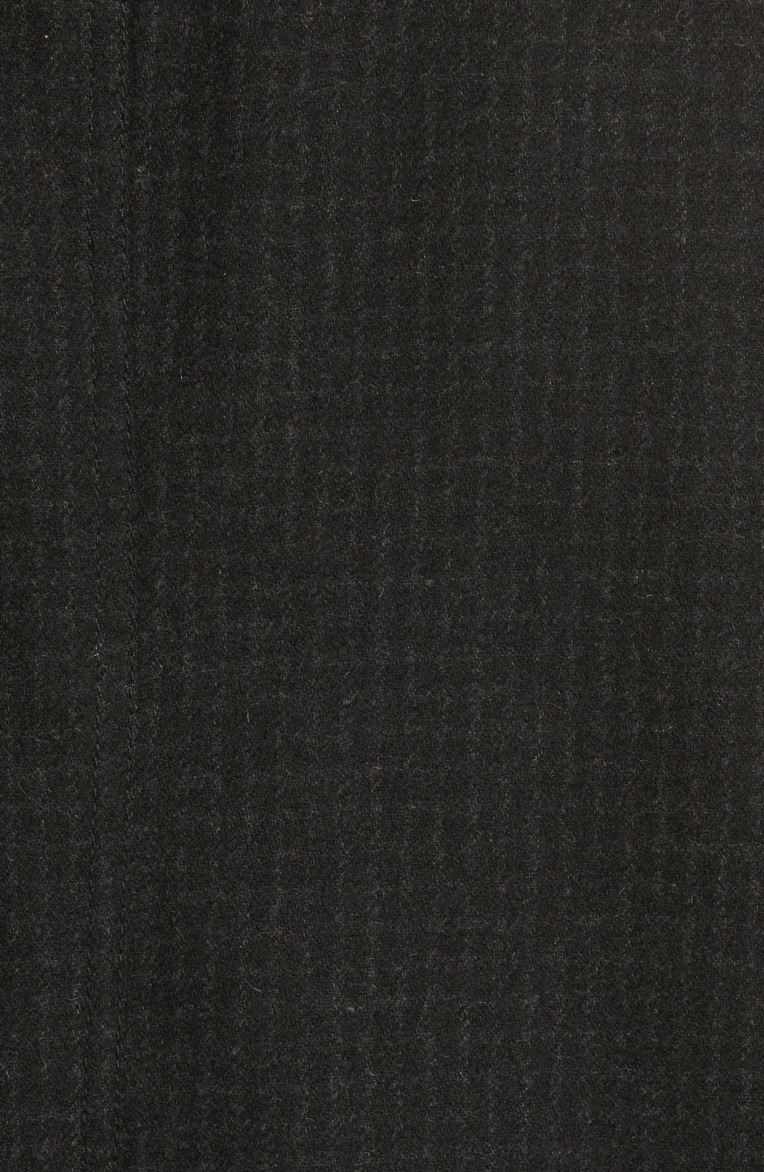 Alternate Image 6  - Reaction Kenneth Cole Wool Blend Car Coat