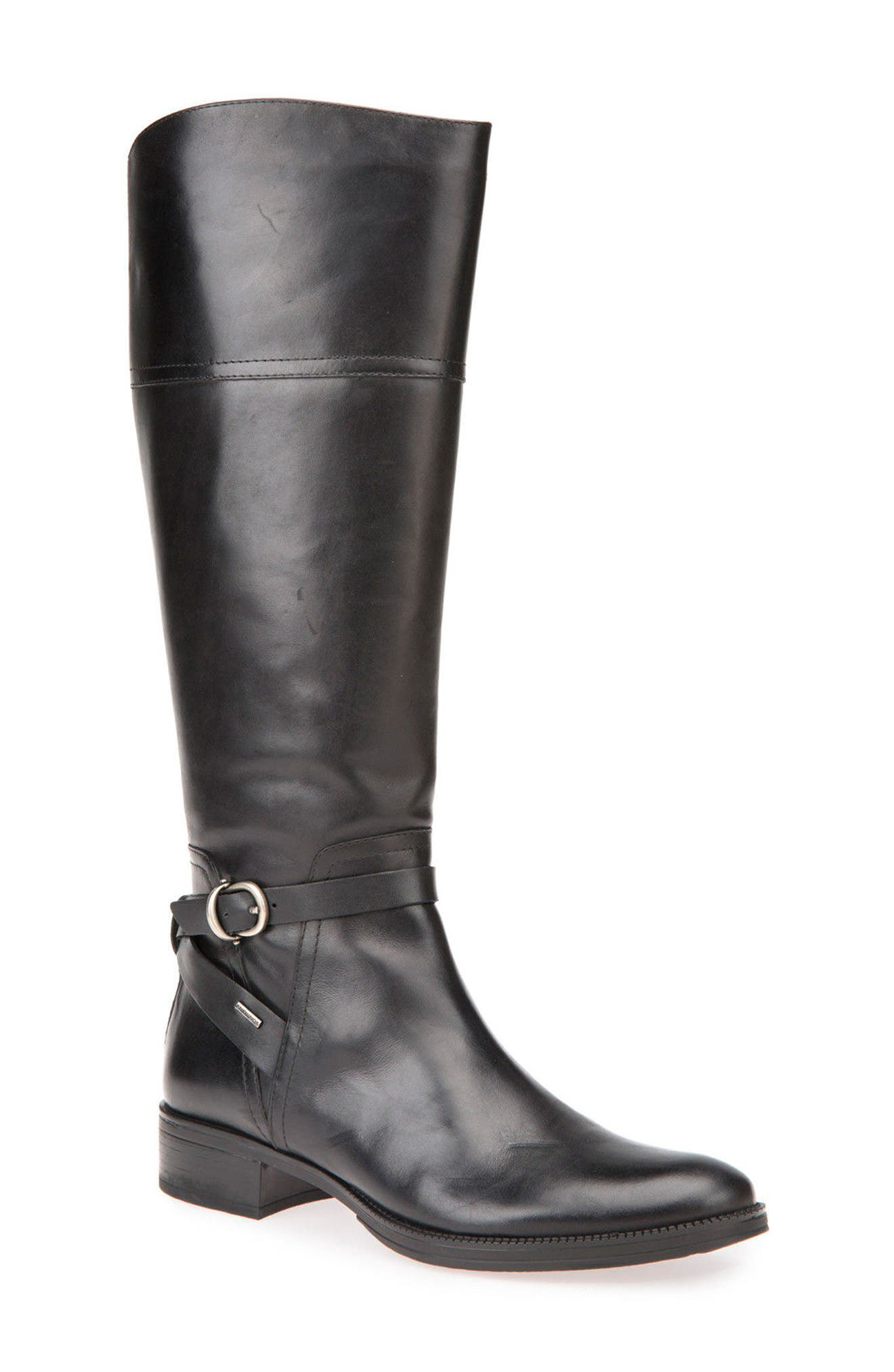 Geox Mendin ABX Waterproof Riding Boot (Women)