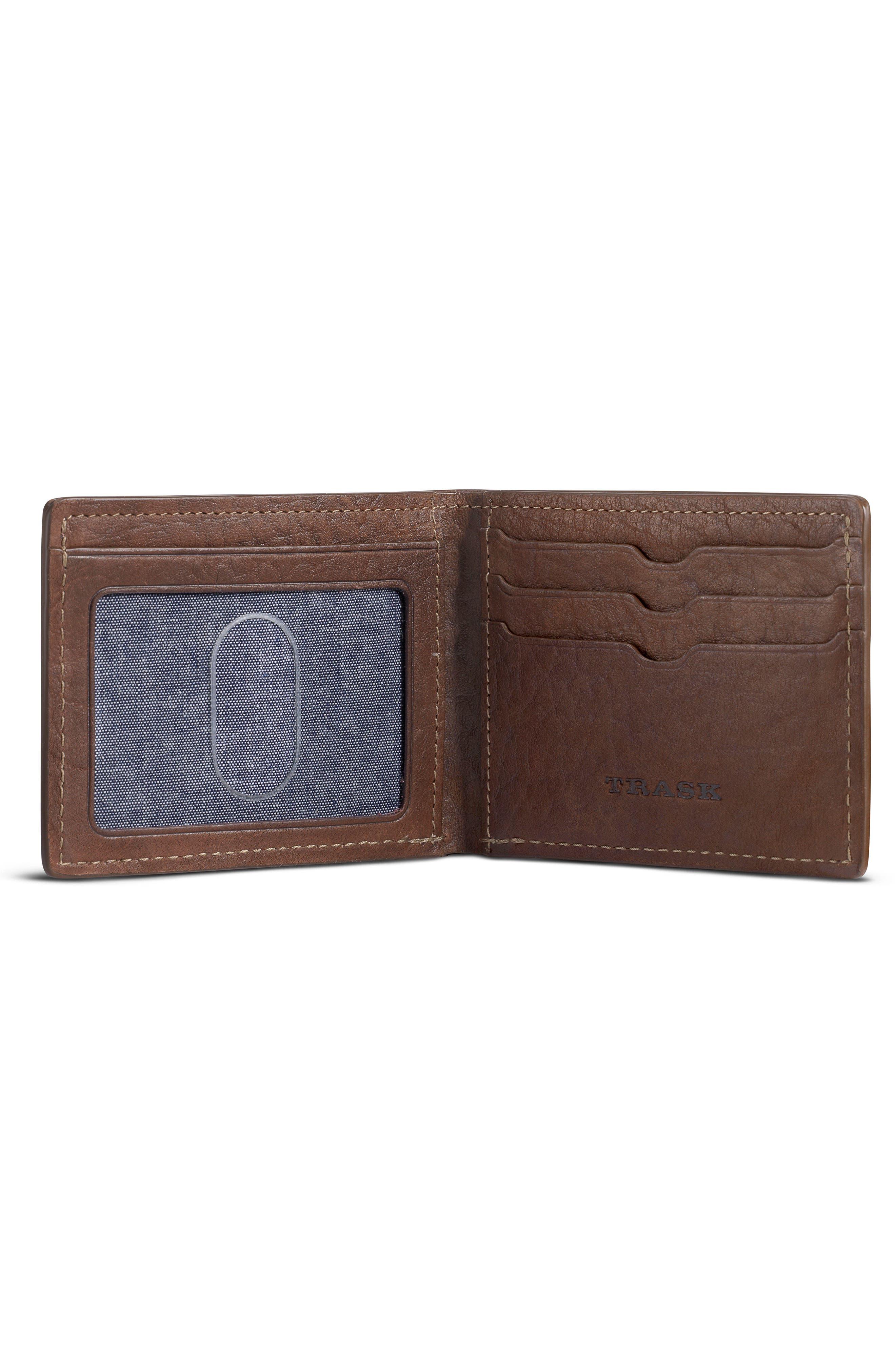 Alternate Image 2  - Trask Jackson Super Slim Wallet