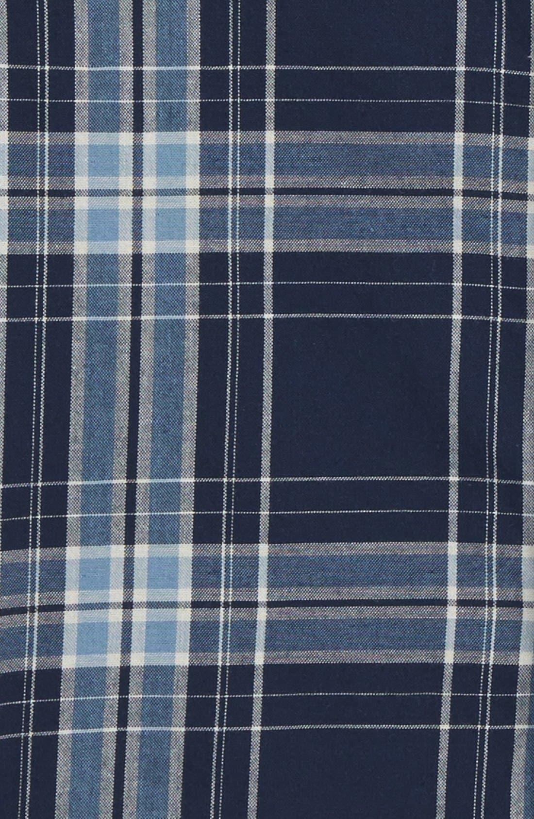 Alternate Image 2  - Ralph Lauren 'Blake' Long Sleeve Woven Sport Shirt (Little Boys)