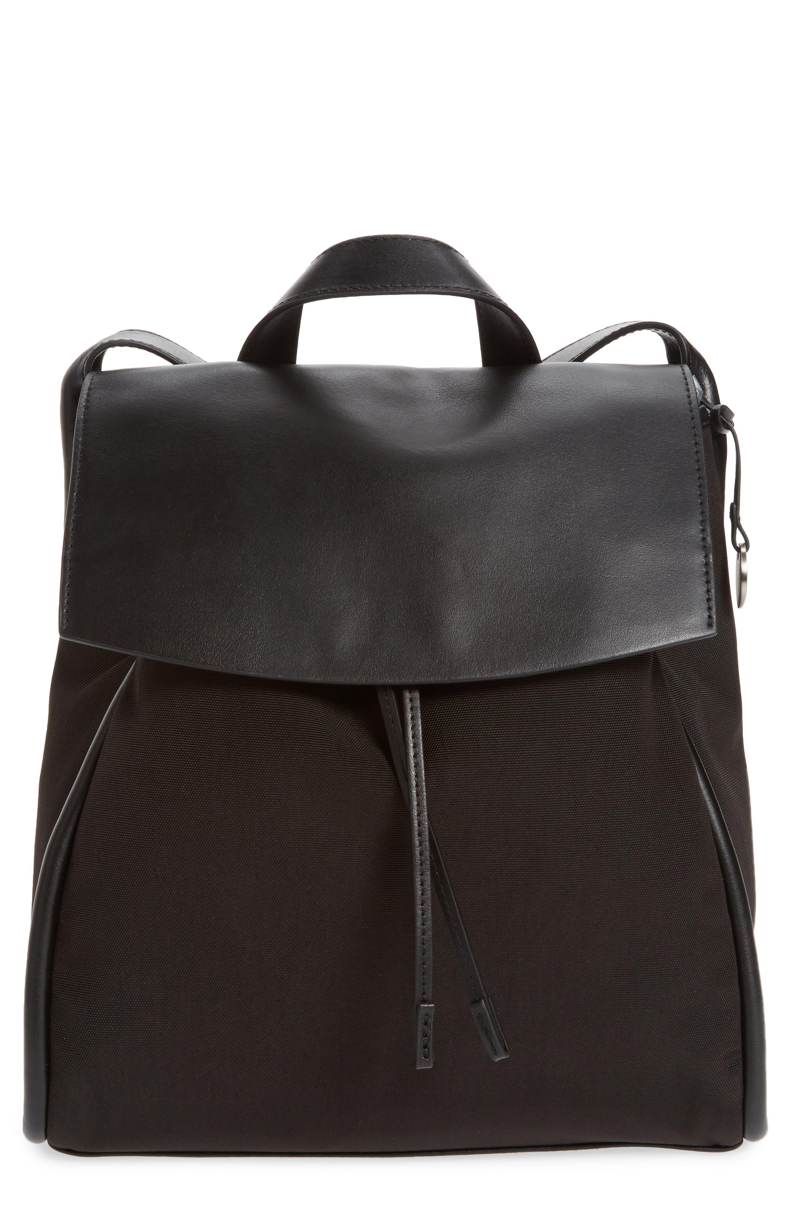 Skagen Ebba Leather Backpack
