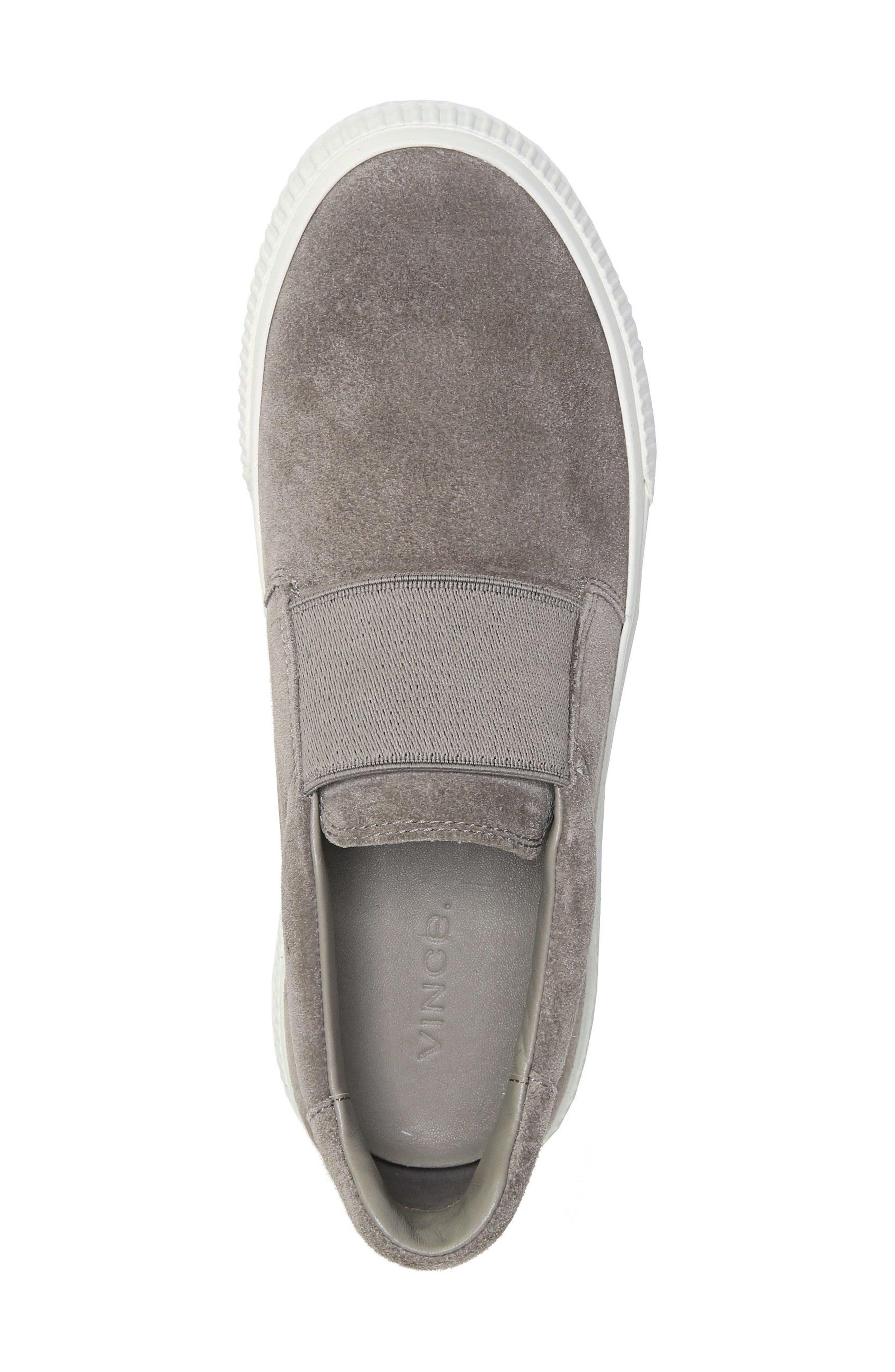 Alternate Image 5  - Vince Kirkland Slip-On Sneaker (Women)