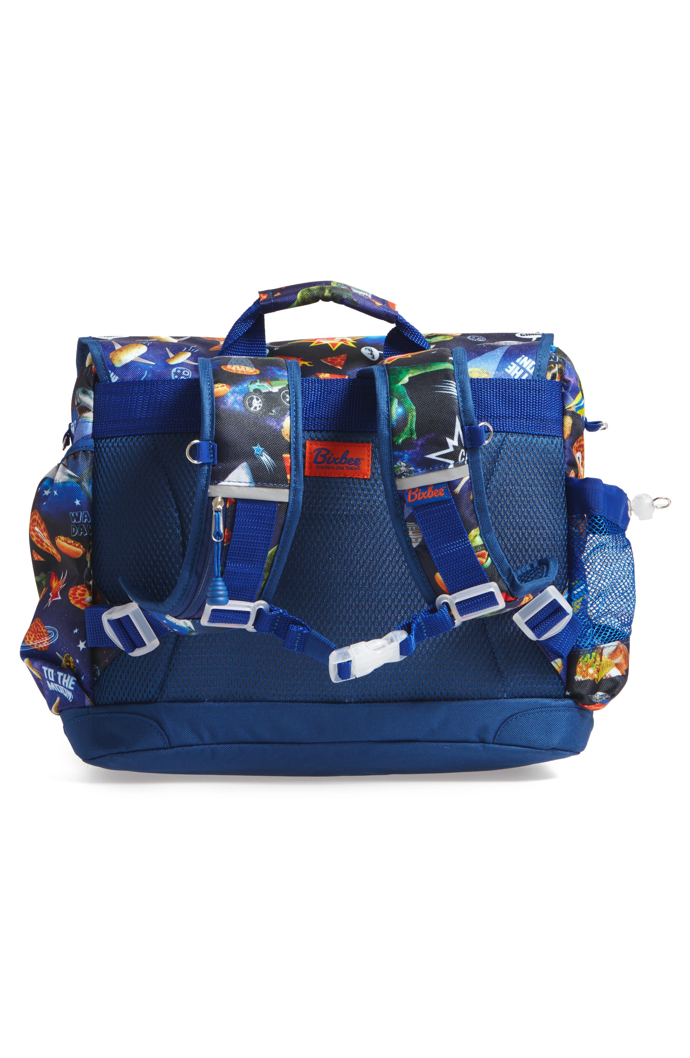Alternate Image 2  - Bixbee Meme Space Odyssey Backpack (Kids)