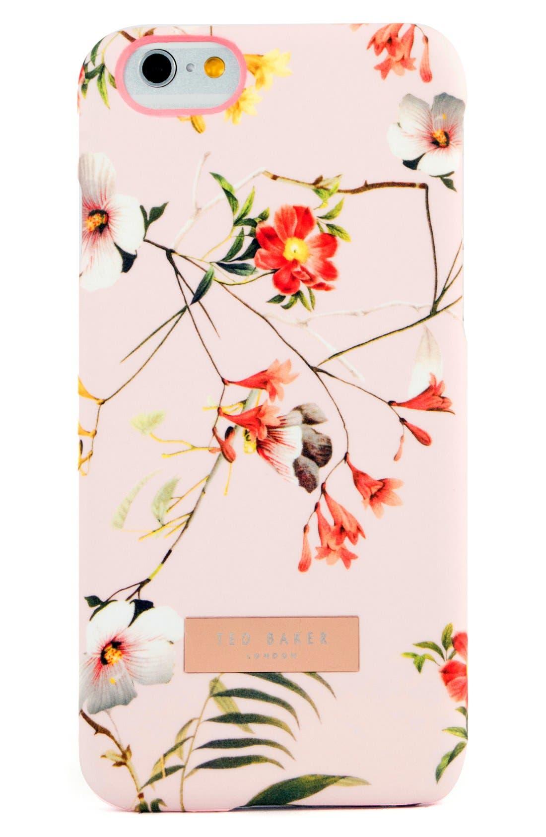 Alternate Image 7  - Ted Baker London Simeto iPhone 6/6s Case
