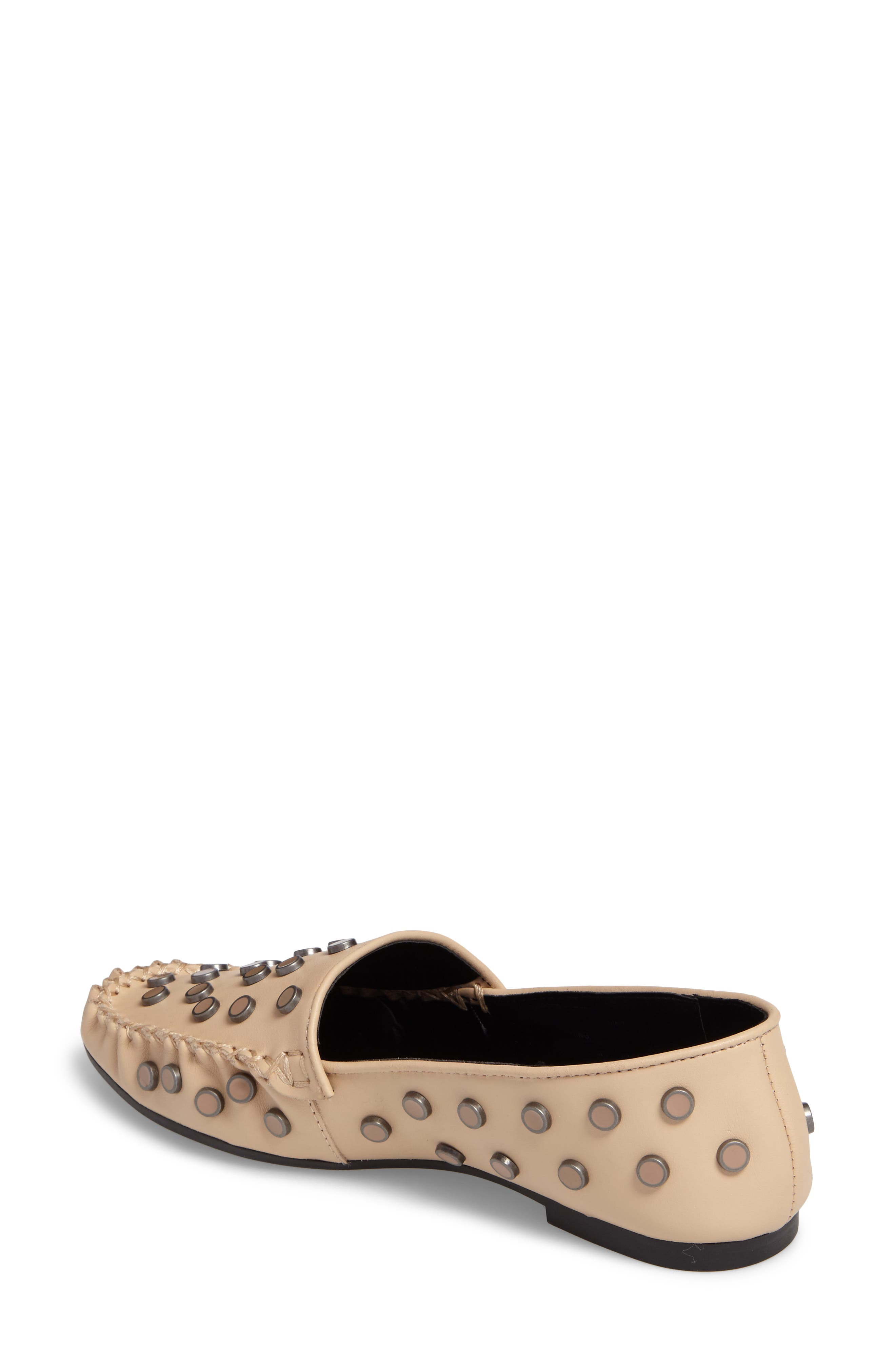 M4D3 Conneticut Loafer,                             Alternate thumbnail 2, color,                             Bisque Leather