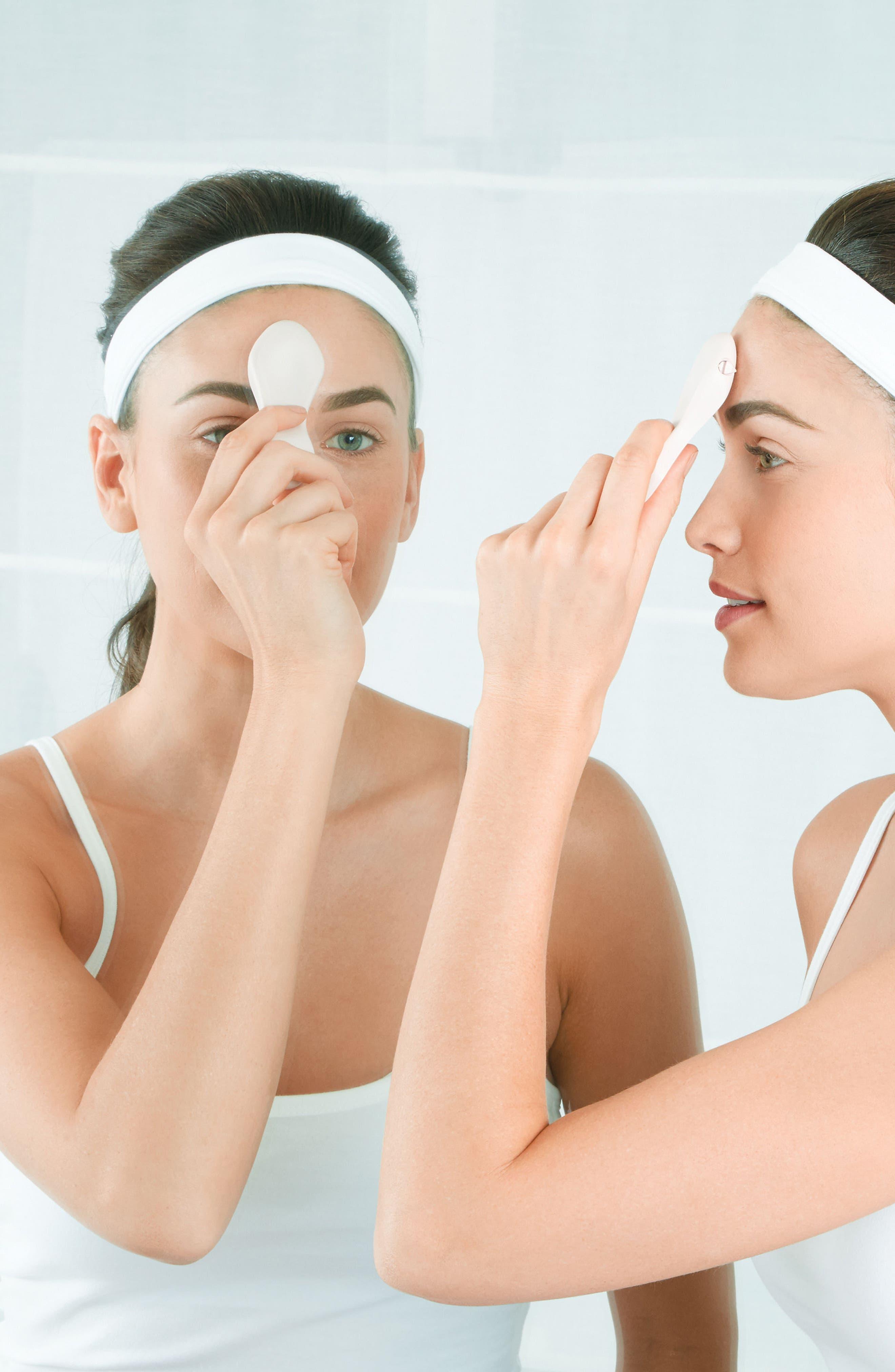 Alternate Image 4  - TWEEZERMAN Bright Complexion Facial Dermaplaner