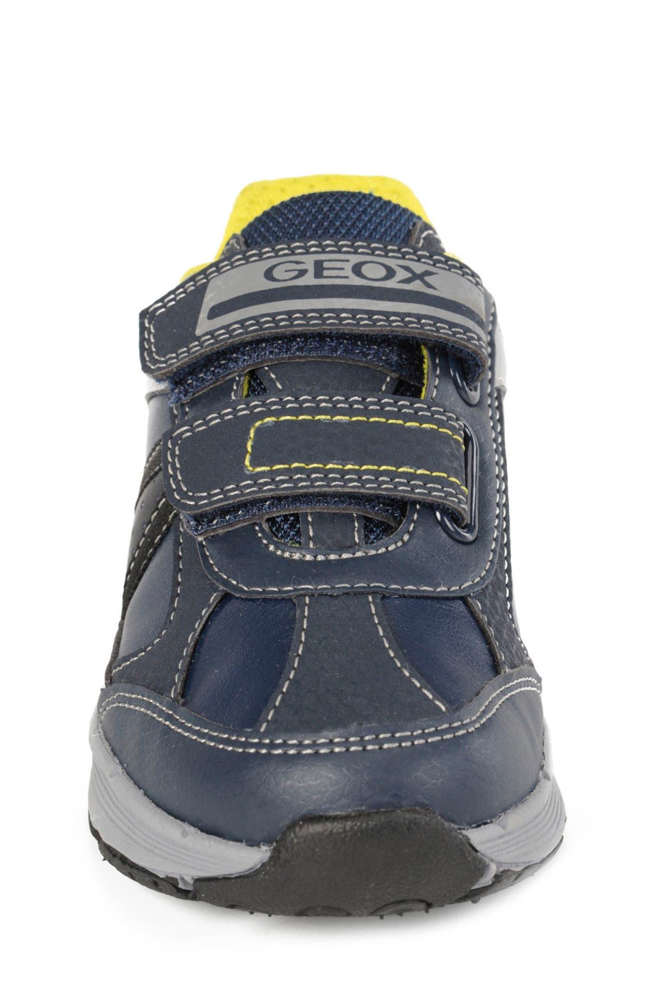 Top Fly Sneaker,                             Alternate thumbnail 4, color,                             Navy