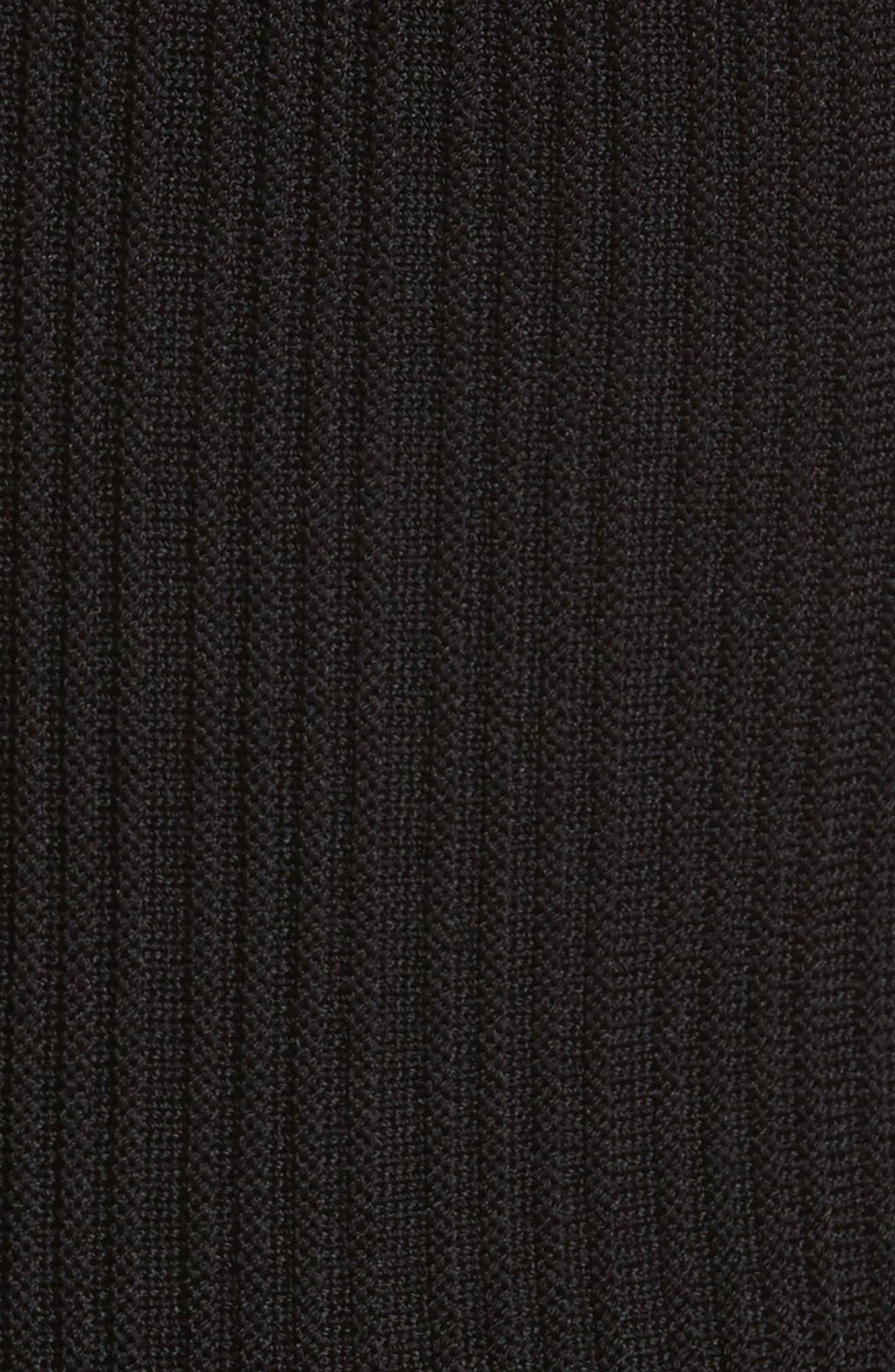 Alternate Image 6  - Jonathan Simkhai Rib Knit Peplum Top
