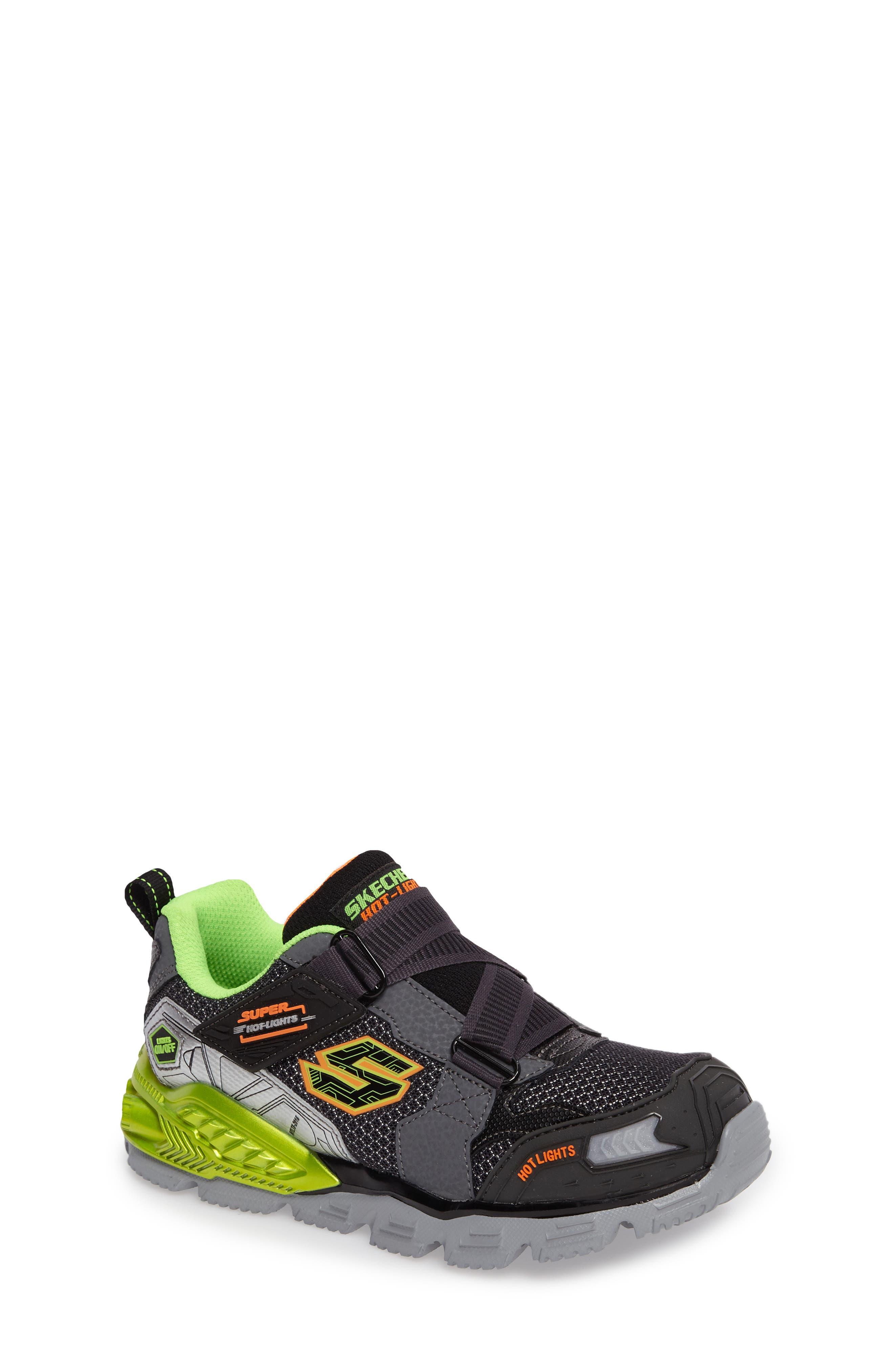 SKECHERS Hot Lights Orbiters Sneakers (Toddler & Little Kid)