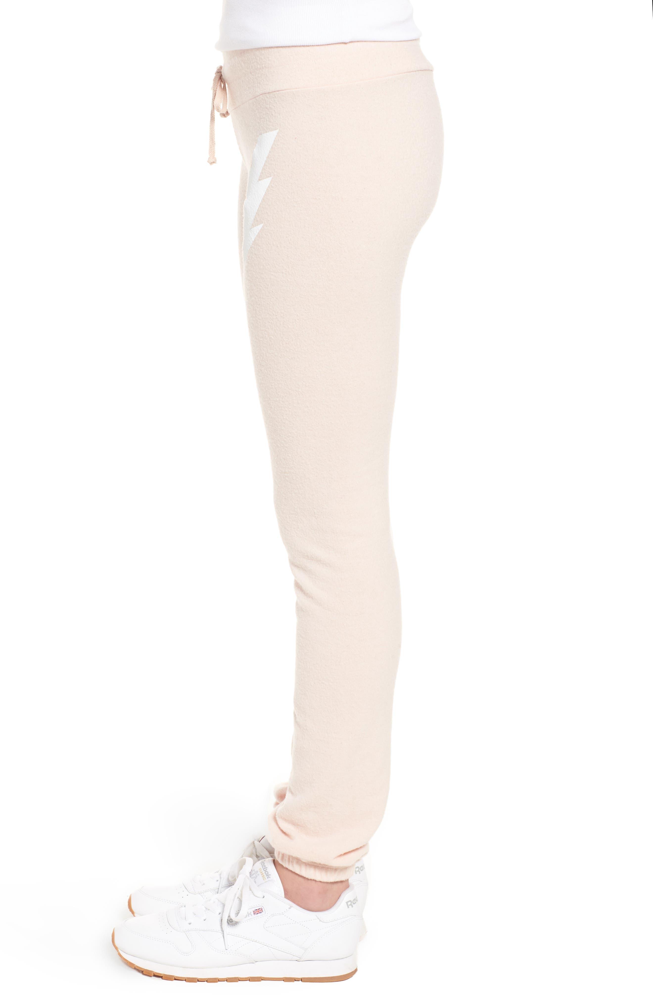 Alternate Image 4  - Dream Scene Girl Power Skinny Pants