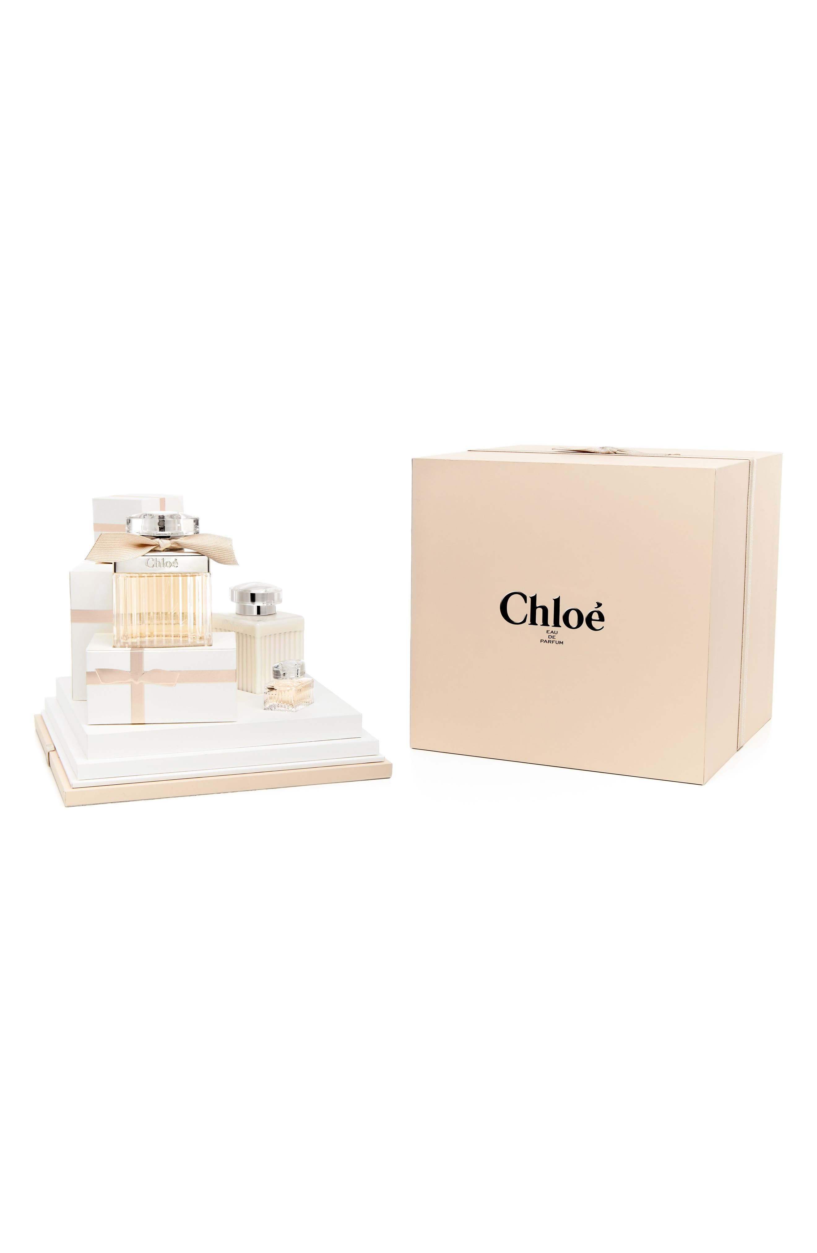 Alternate Image 1 Selected - Chloé Signature Deluxe Set ($167 Value)