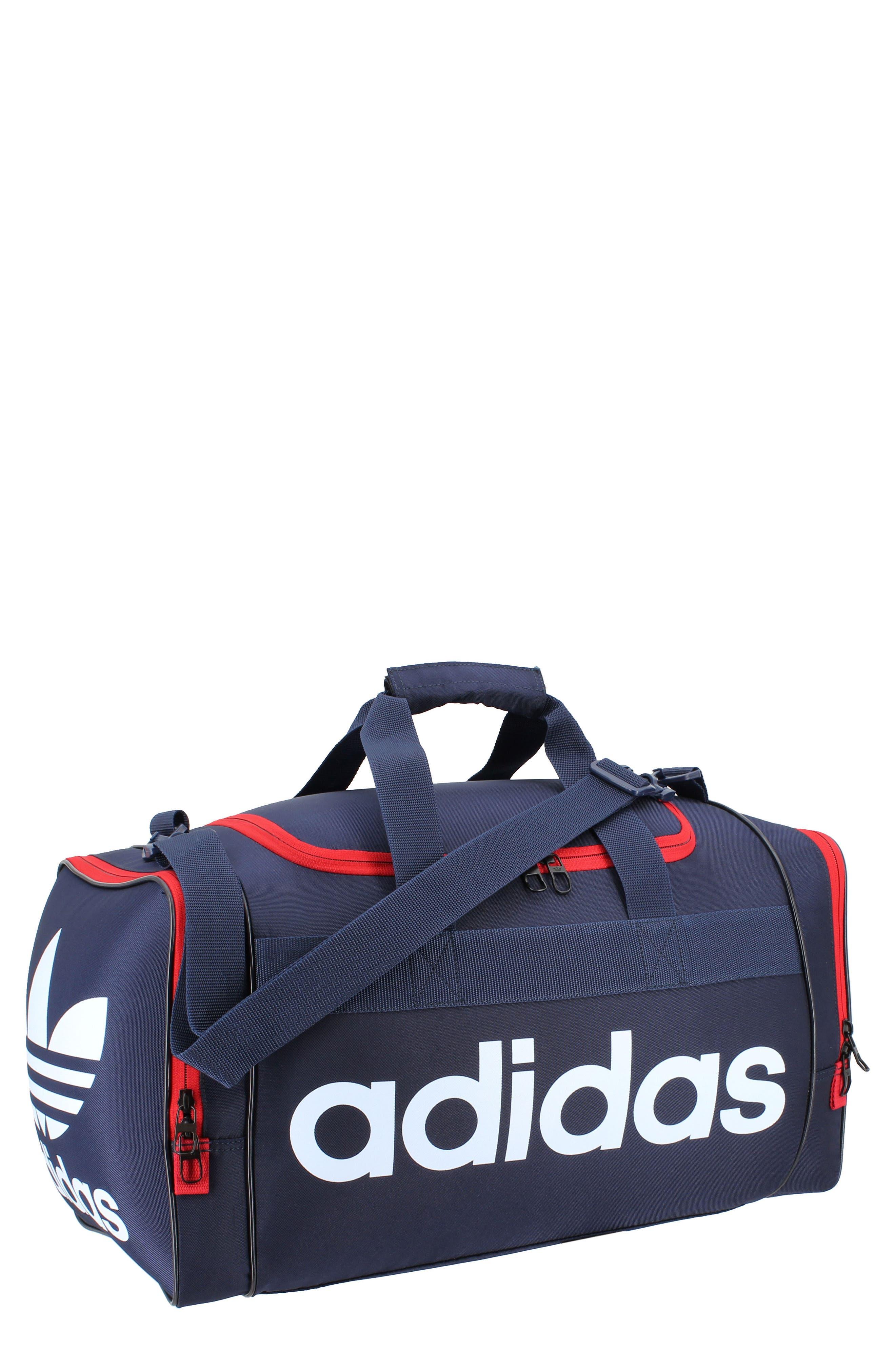 Alternate Image 4  - adidas Originals Santiago Duffel Bag