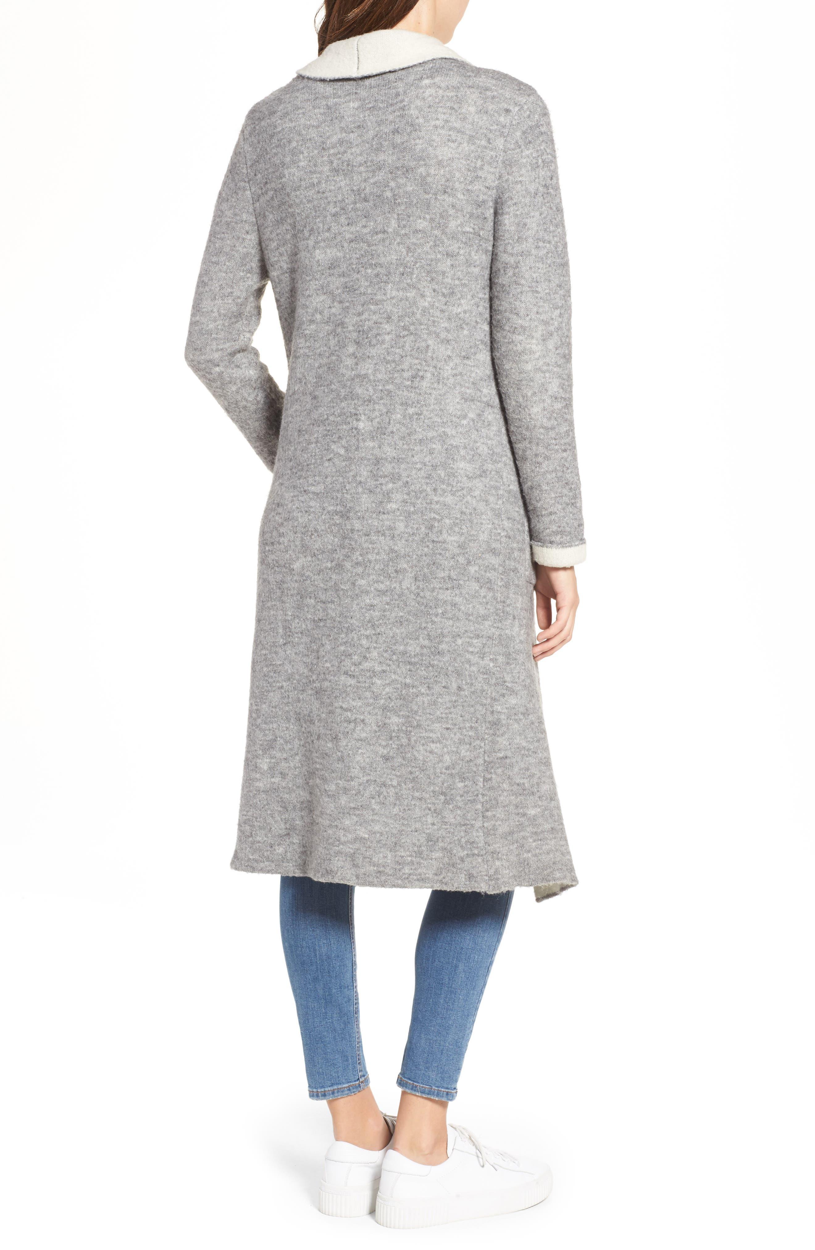 Alternate Image 3  - Lost + Wander Astrid Duster Sweater