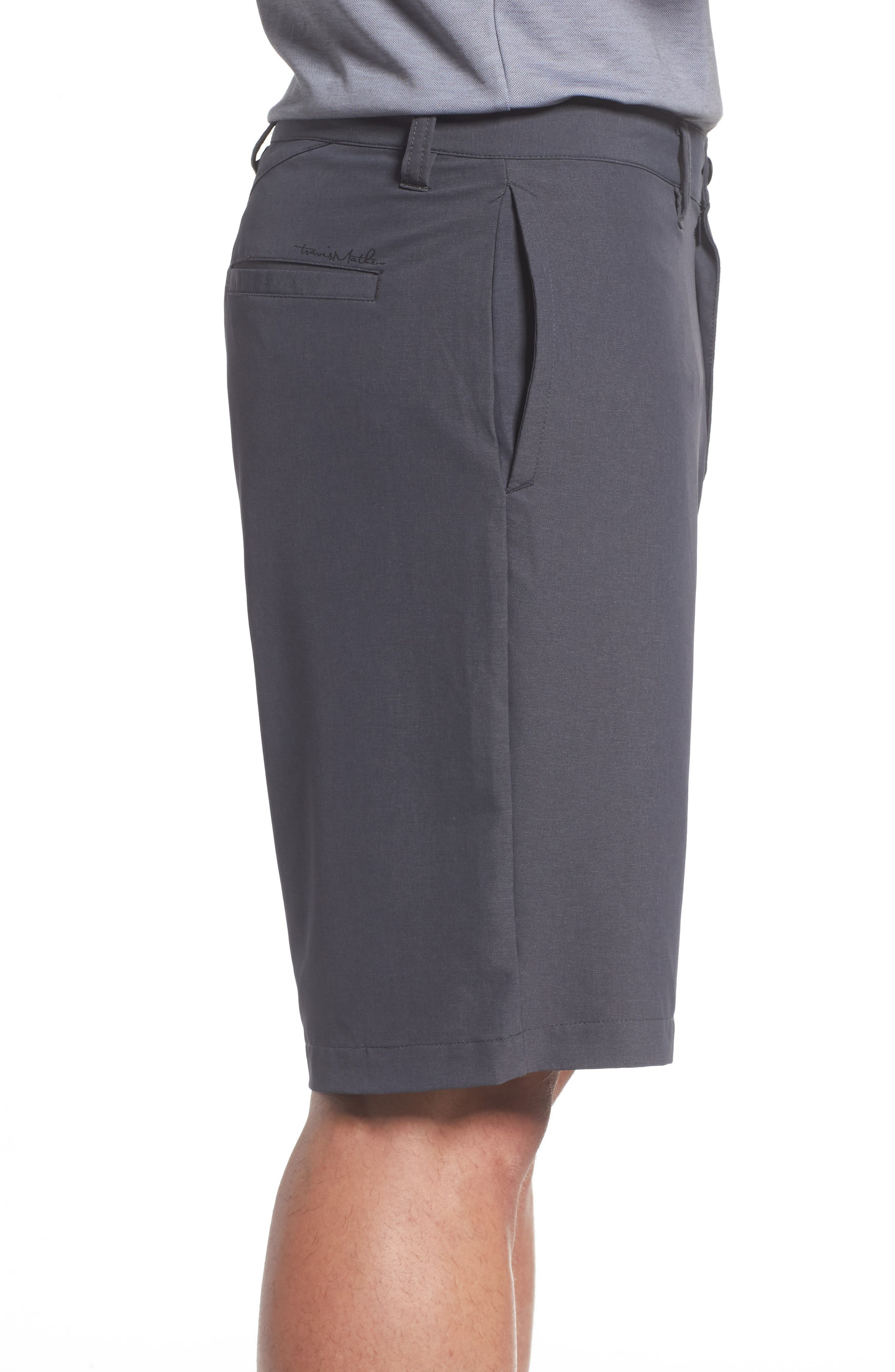 Templeton Shorts,                             Alternate thumbnail 3, color,                             Blue Nights