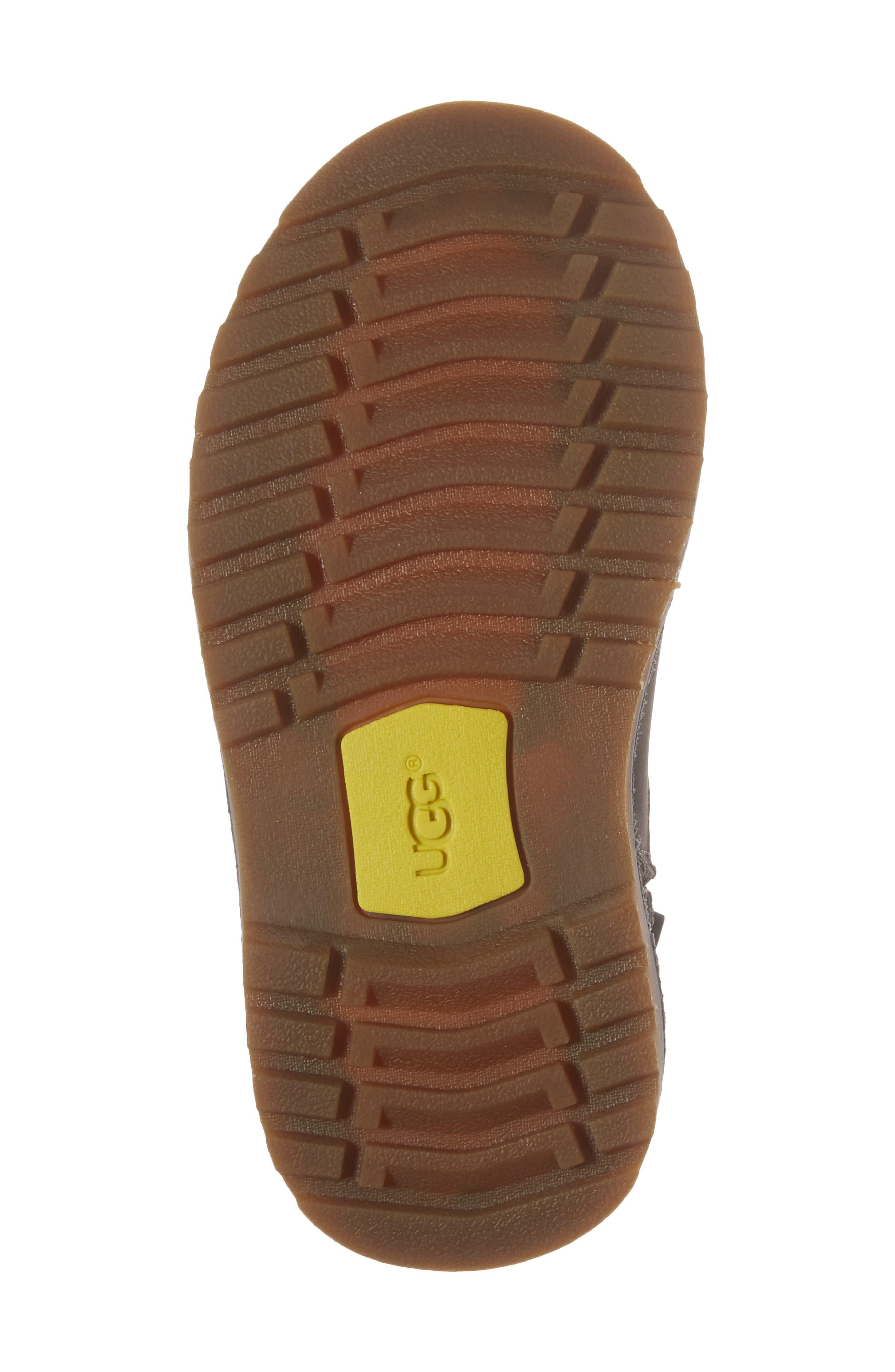 Callum Chelsea Boot,                             Alternate thumbnail 6, color,                             Charcoal