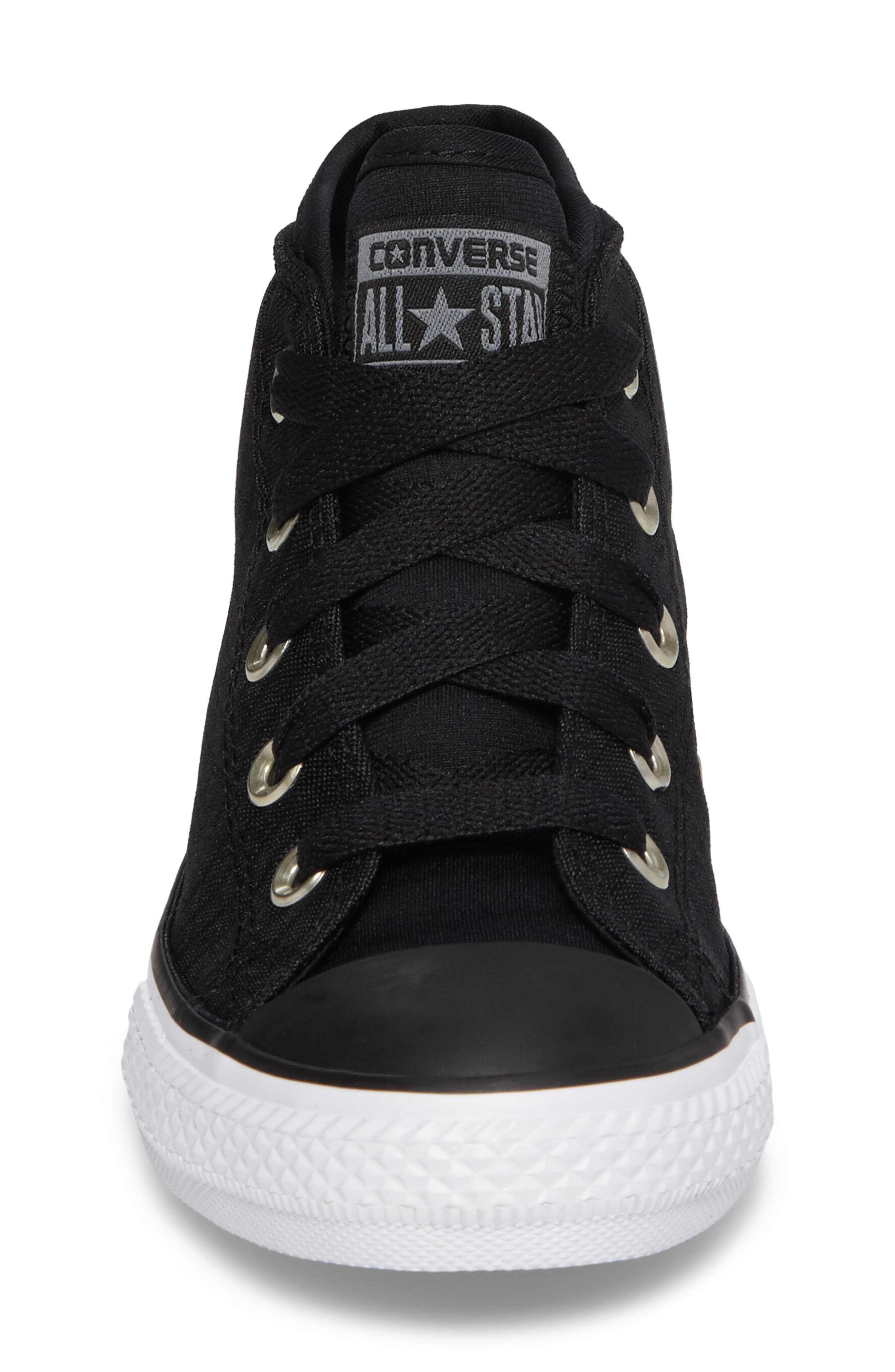 Alternate Image 4  - Converse Chuck Taylor® All Star® Syde Street High Top Sneaker (Toddler, Little Kid & Big Kid)