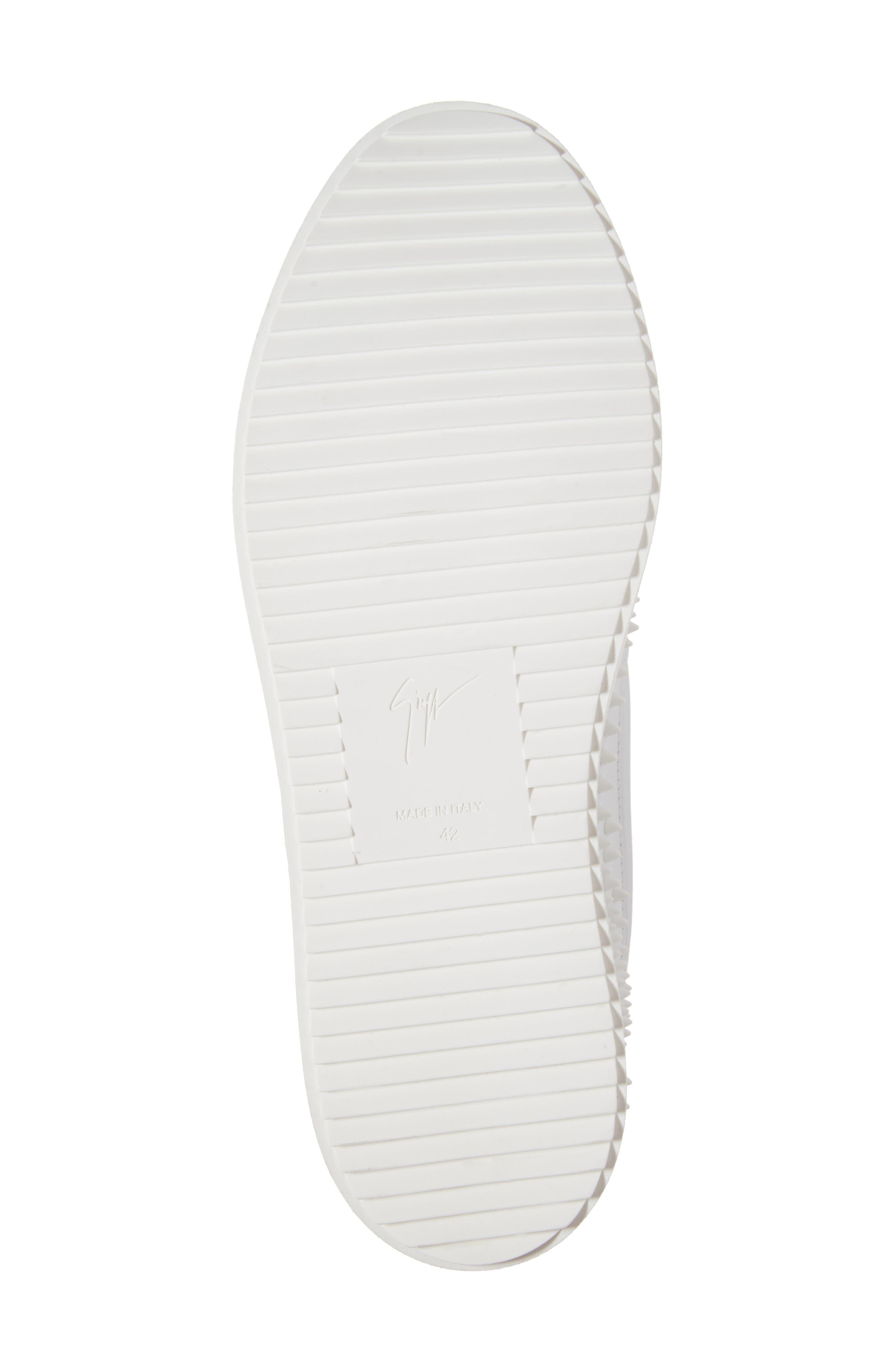 Alternate Image 6  - Giuseppe Zanotti Low-Top Sneaker (Men)