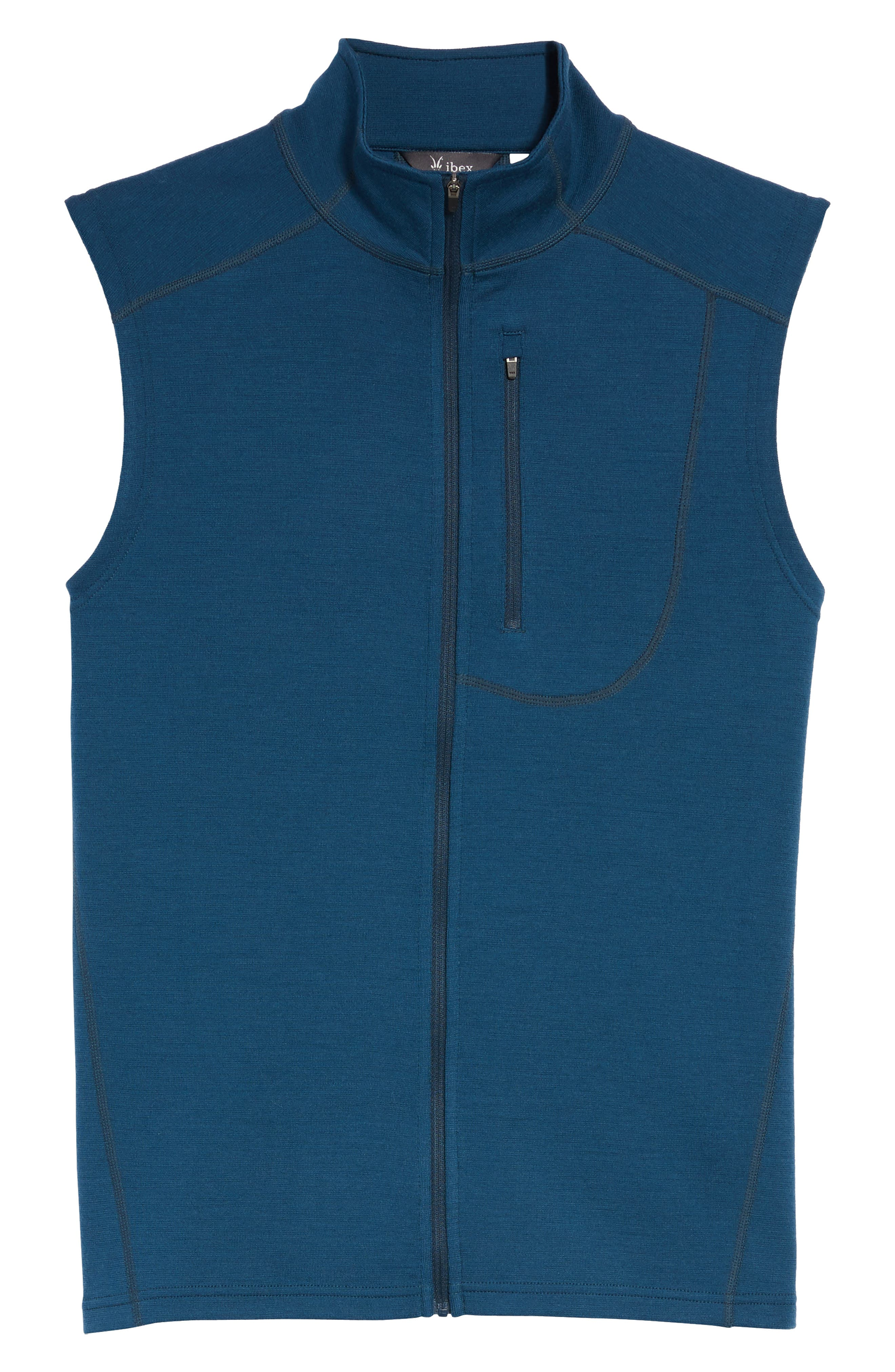 Alternate Image 5  - ibex 'Shak' Merino Wool Vest